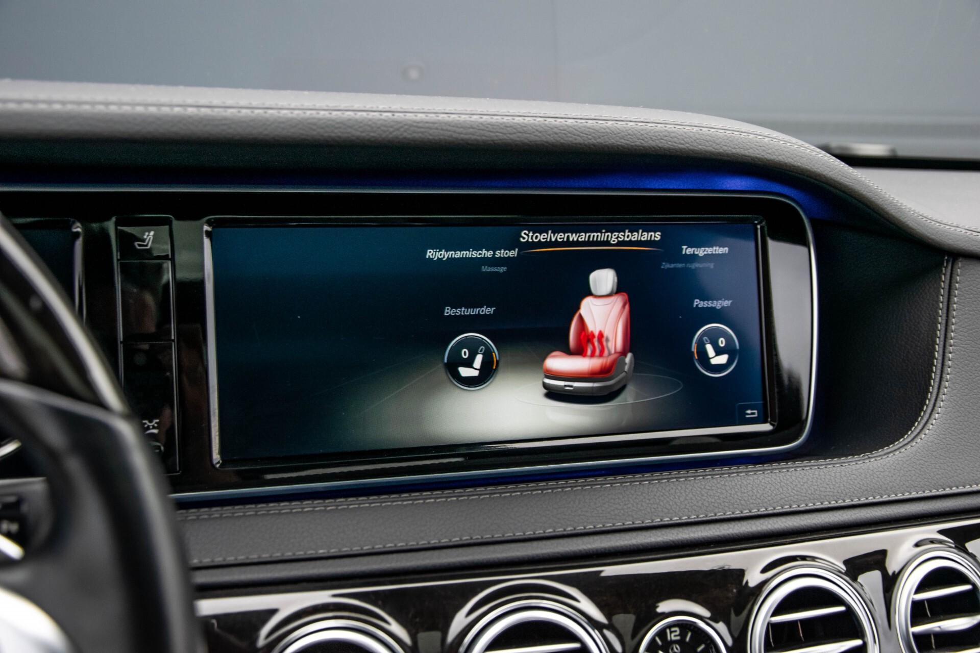 Mercedes-Benz S-Klasse 500 4M AMG Panorama/Standkachel/Massage/Entertainment/TV Aut7 Foto 34
