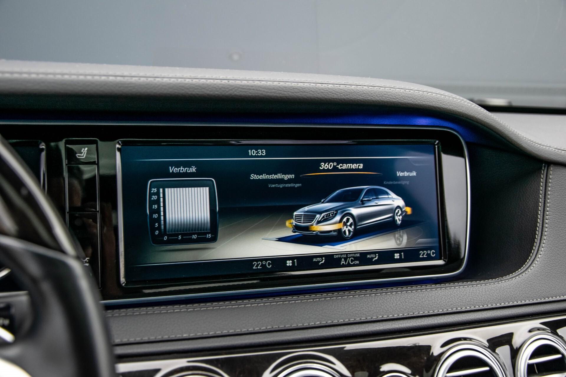 Mercedes-Benz S-Klasse 500 4M AMG Panorama/Standkachel/Massage/Entertainment/TV Aut7 Foto 36