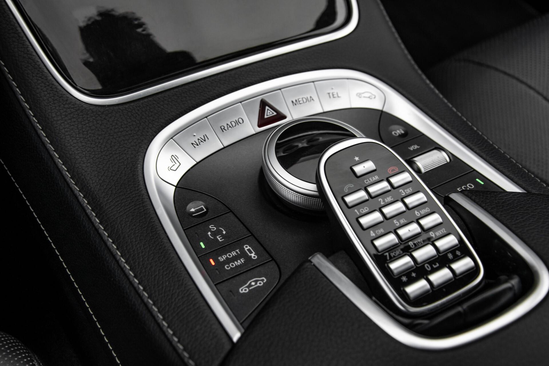 Mercedes-Benz S-Klasse 500 4-M AMG Panorama/Standkachel/Massage/Entertainment/TV Aut7 Foto 42