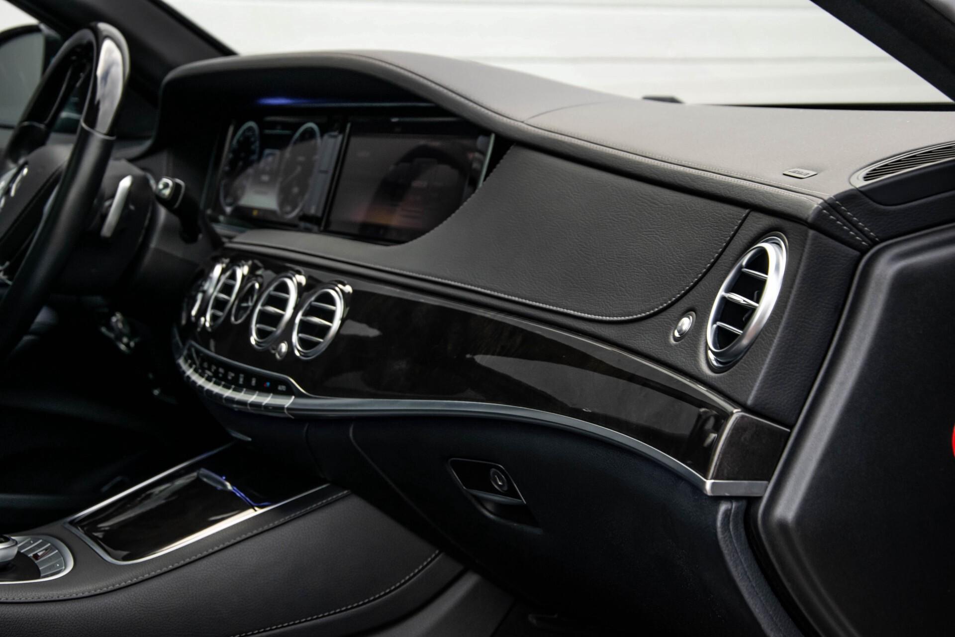Mercedes-Benz S-Klasse 500 4M AMG Panorama/Standkachel/Massage/Entertainment/TV Aut7 Foto 48