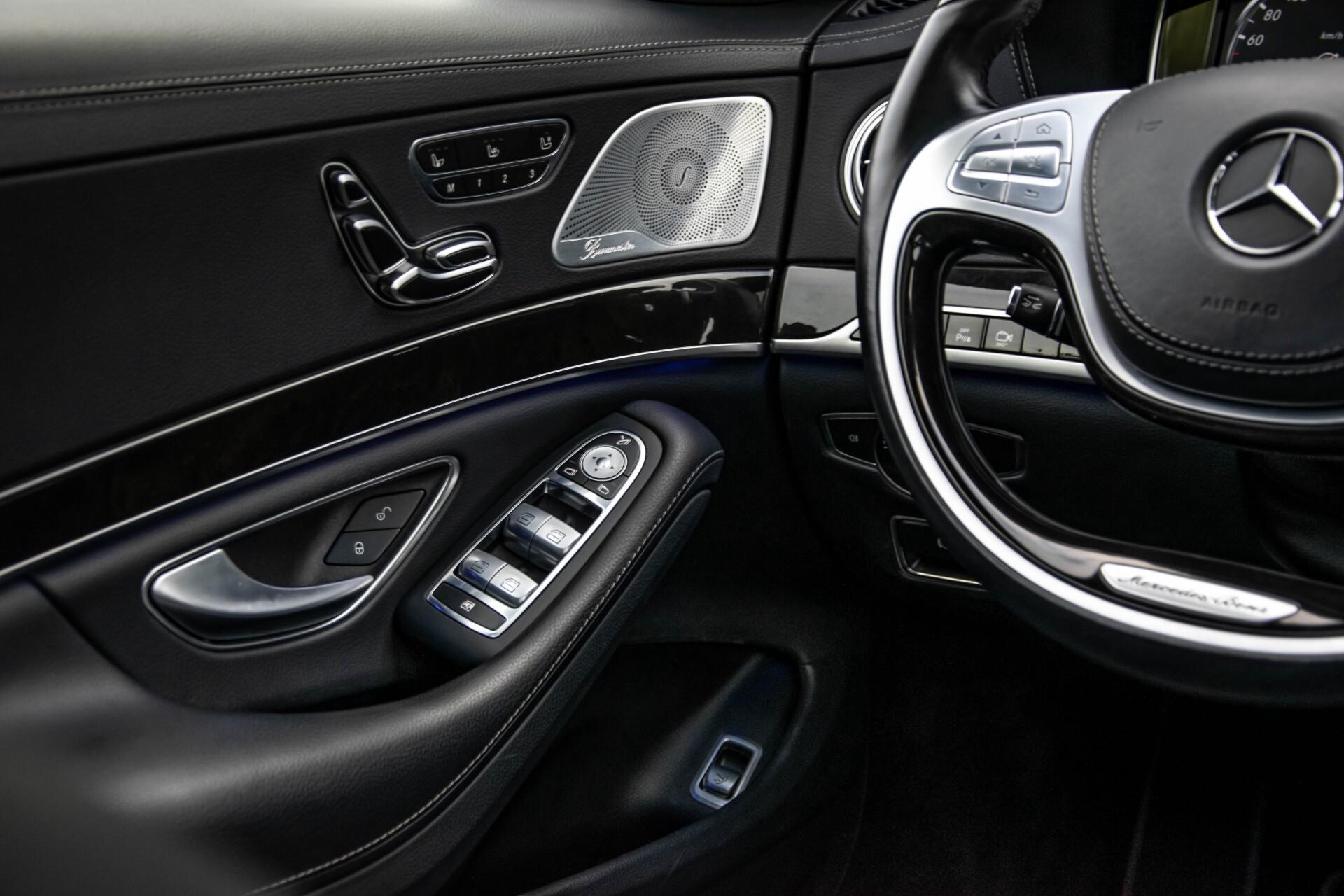 Mercedes-Benz S-Klasse 500 4M AMG Panorama/Standkachel/Massage/Entertainment/TV Aut7 Foto 49