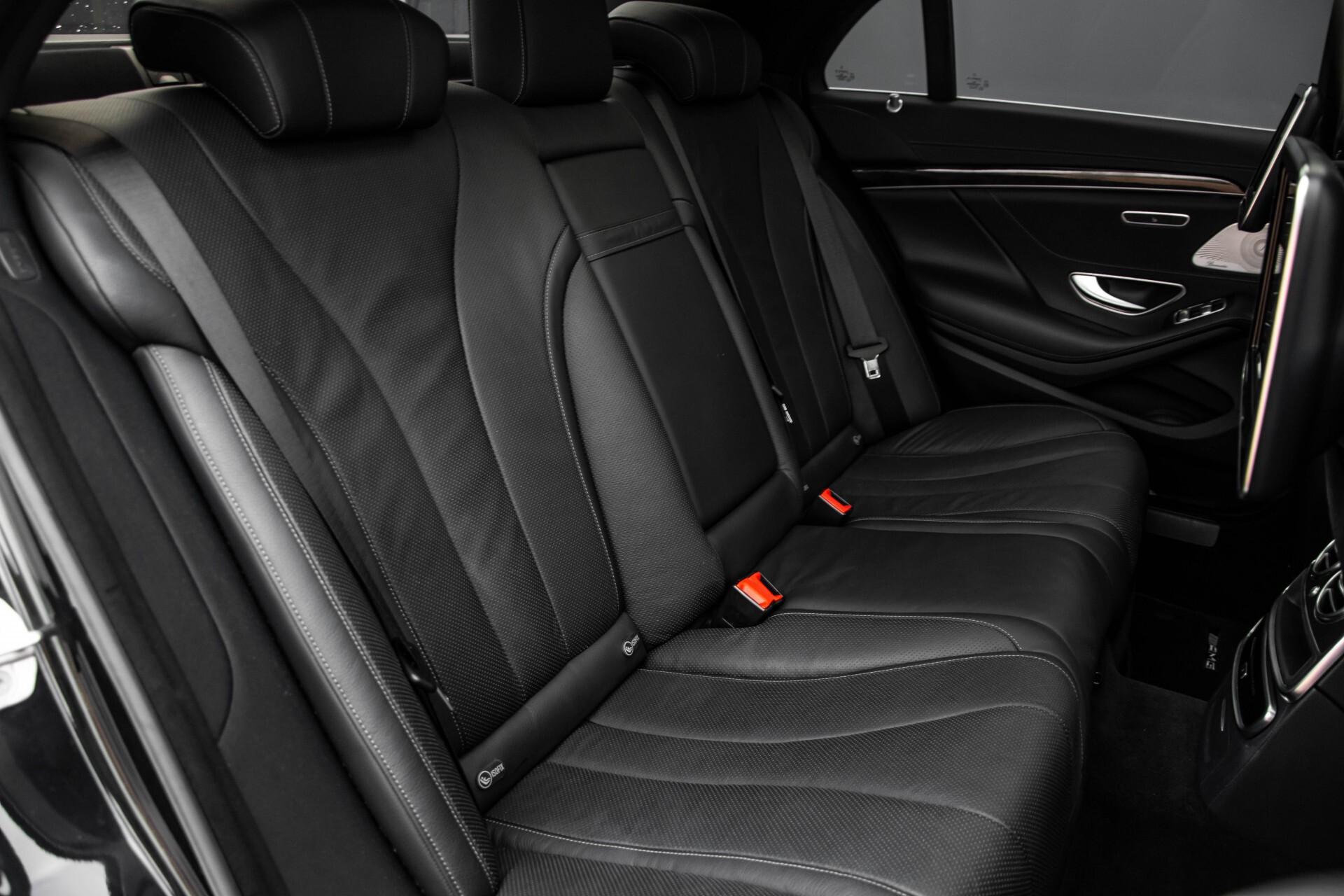 Mercedes-Benz S-Klasse 500 4-M AMG Panorama/Standkachel/Massage/Entertainment/TV Aut7 Foto 5