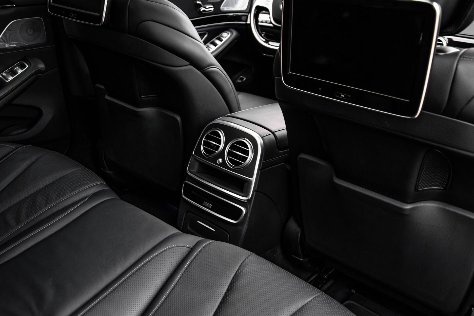 Mercedes-Benz S-Klasse 500 4-M AMG Panorama/Standkachel/Massage/Entertainment/TV Aut7 Foto 52