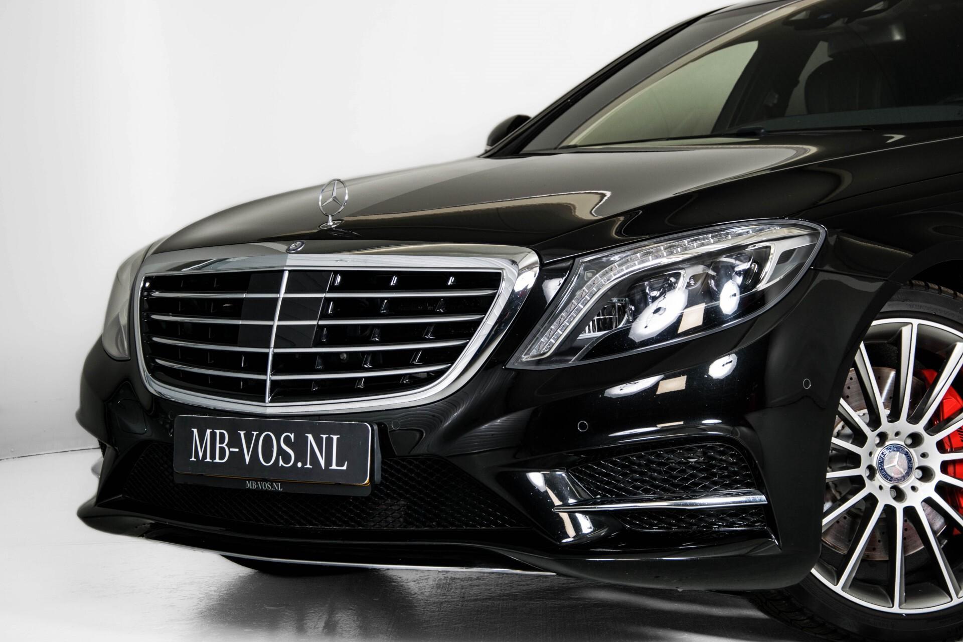 Mercedes-Benz S-Klasse 500 4-M AMG Panorama/Standkachel/Massage/Entertainment/TV Aut7 Foto 63
