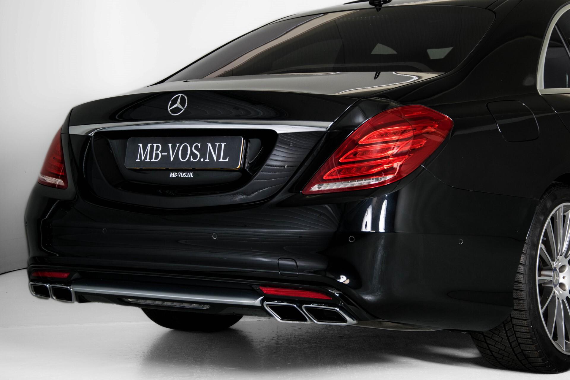 Mercedes-Benz S-Klasse 500 4-M AMG Panorama/Standkachel/Massage/Entertainment/TV Aut7 Foto 64