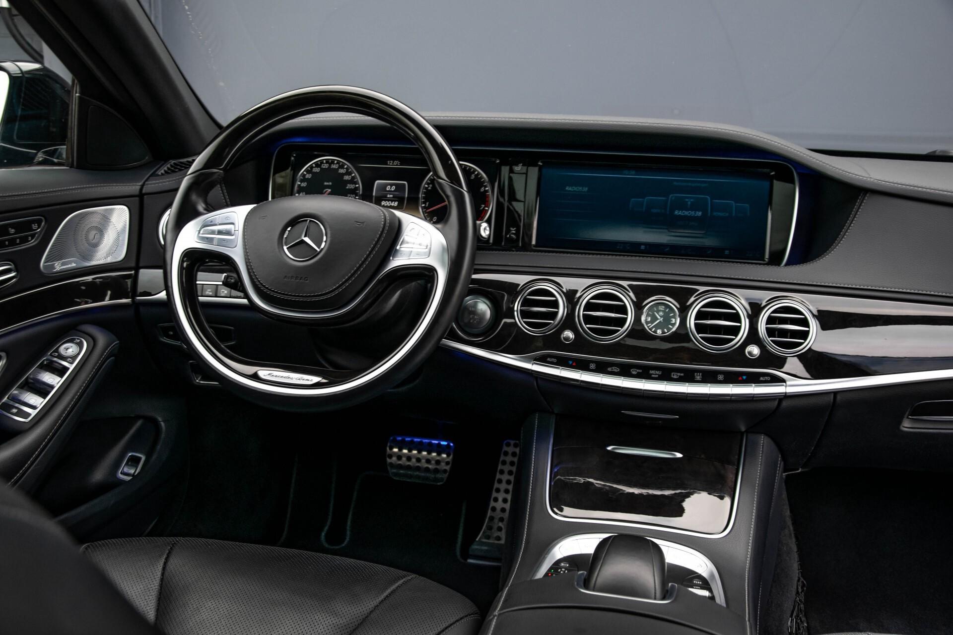 Mercedes-Benz S-Klasse 500 4-M AMG Panorama/Standkachel/Massage/Entertainment/TV Aut7 Foto 7