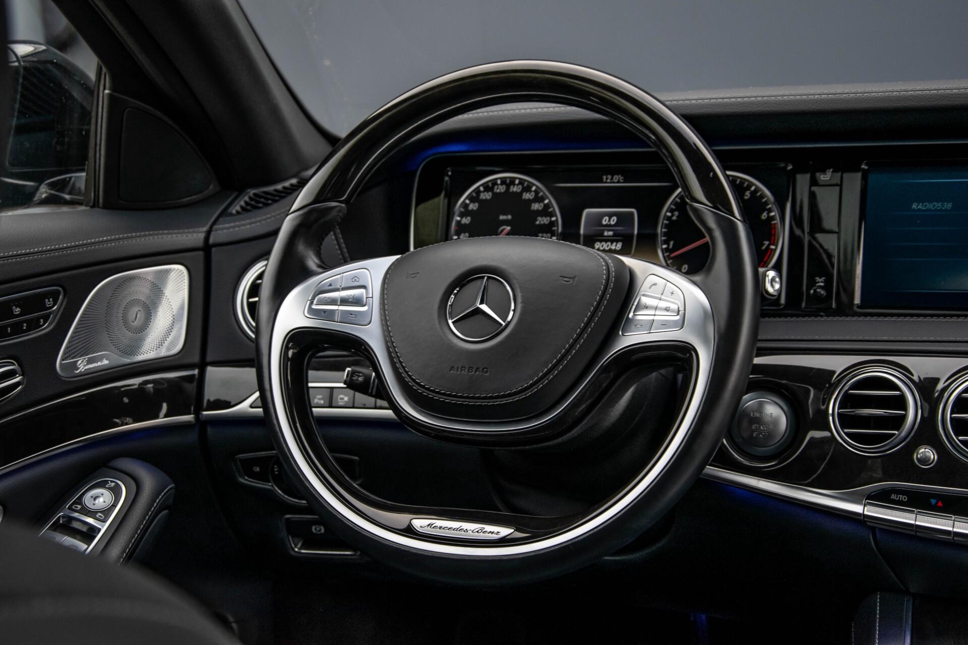 Mercedes-Benz S-Klasse 500 4-M AMG Panorama/Standkachel/Massage/Entertainment/TV Aut7 Foto 9