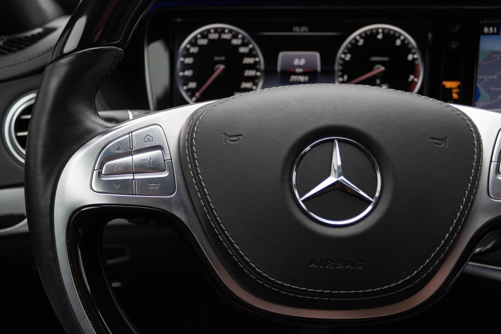 Mercedes-Benz S-Klasse 500 Maybach Exclusive Aut9 1ste eigenaar Foto 10