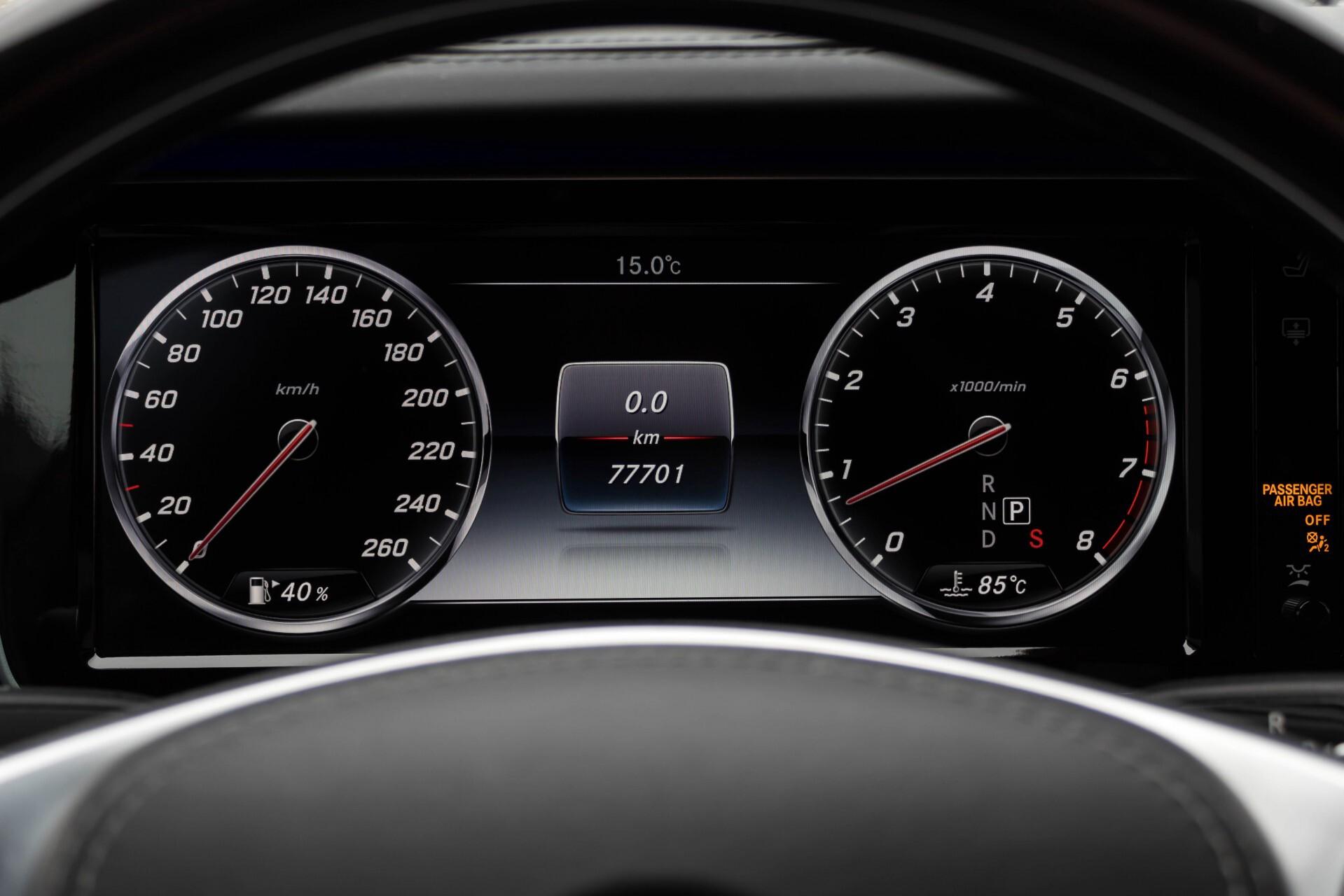 Mercedes-Benz S-Klasse 500 Maybach Exclusive Aut9 1ste eigenaar Foto 13