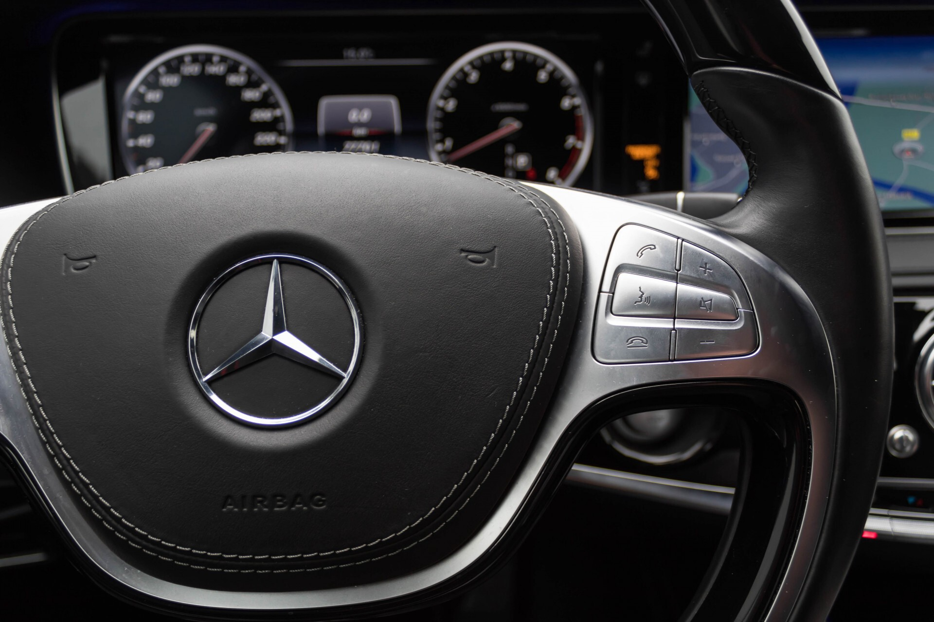 Mercedes-Benz S-Klasse 500 Maybach Exclusive Aut9 1ste eigenaar Foto 16