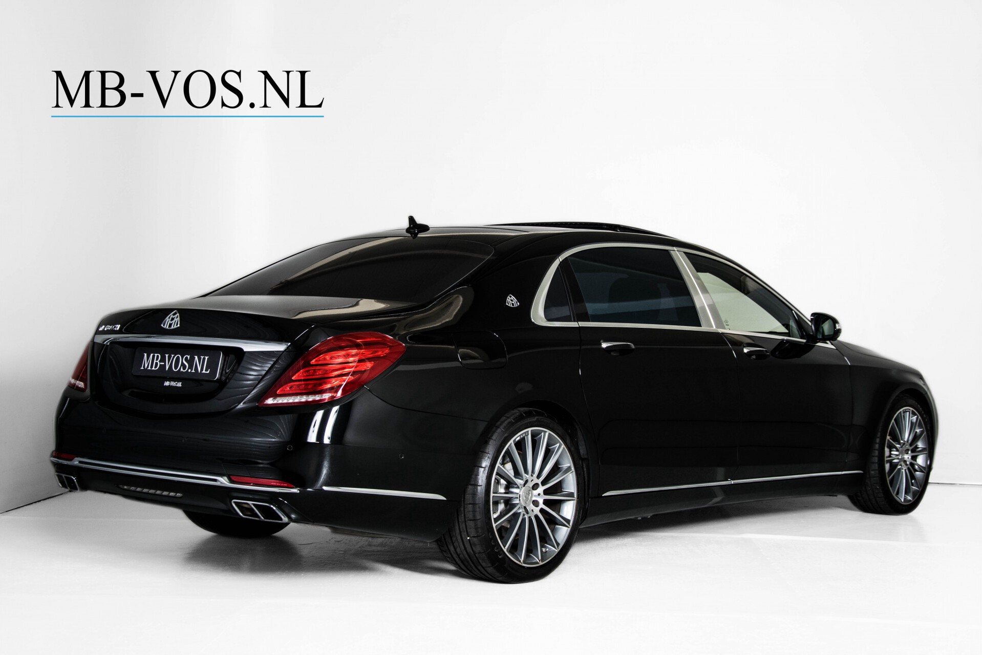 Mercedes-Benz S-Klasse 500 Maybach Exclusive Aut9 1ste eigenaar Foto 2