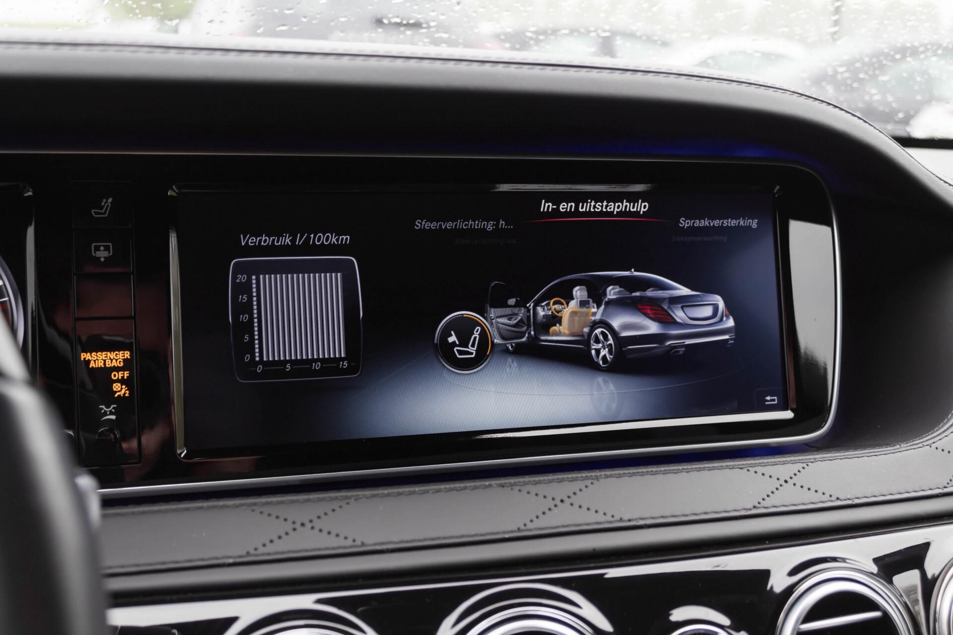 Mercedes-Benz S-Klasse 500 Maybach Exclusive Aut9 1ste eigenaar Foto 31