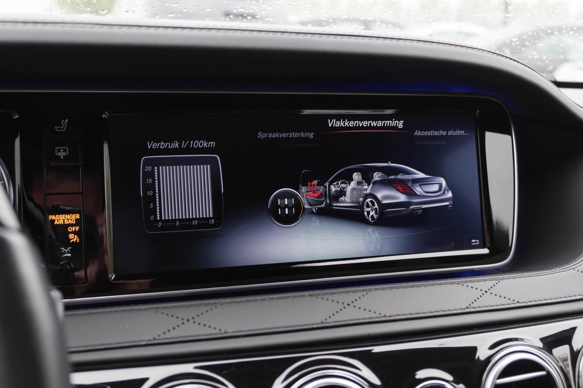 Mercedes-Benz S-Klasse 500 Maybach Exclusive Aut9 1ste eigenaar Foto 33