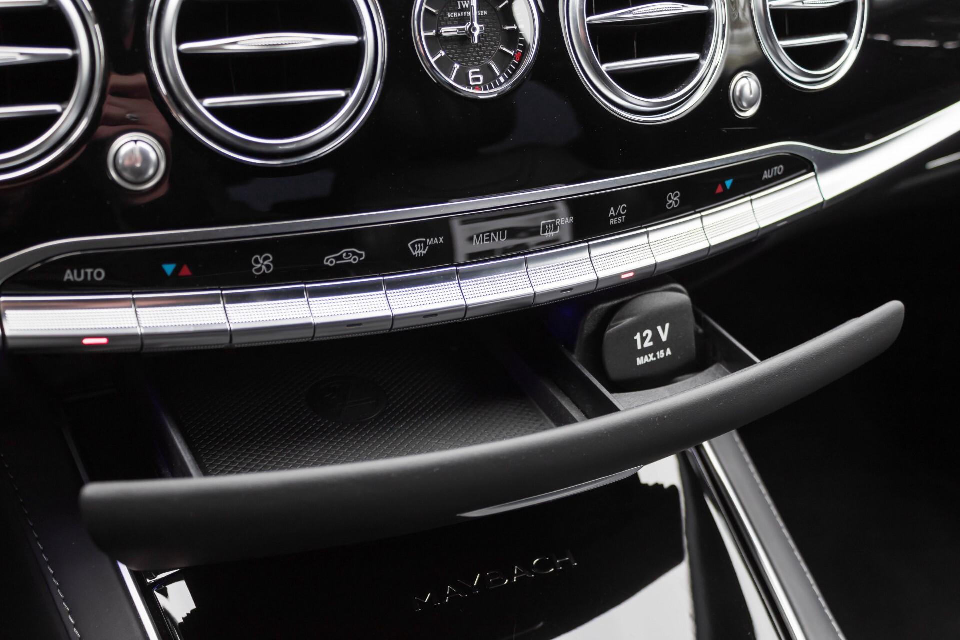 Mercedes-Benz S-Klasse 500 Maybach Exclusive Aut9 1ste eigenaar Foto 44