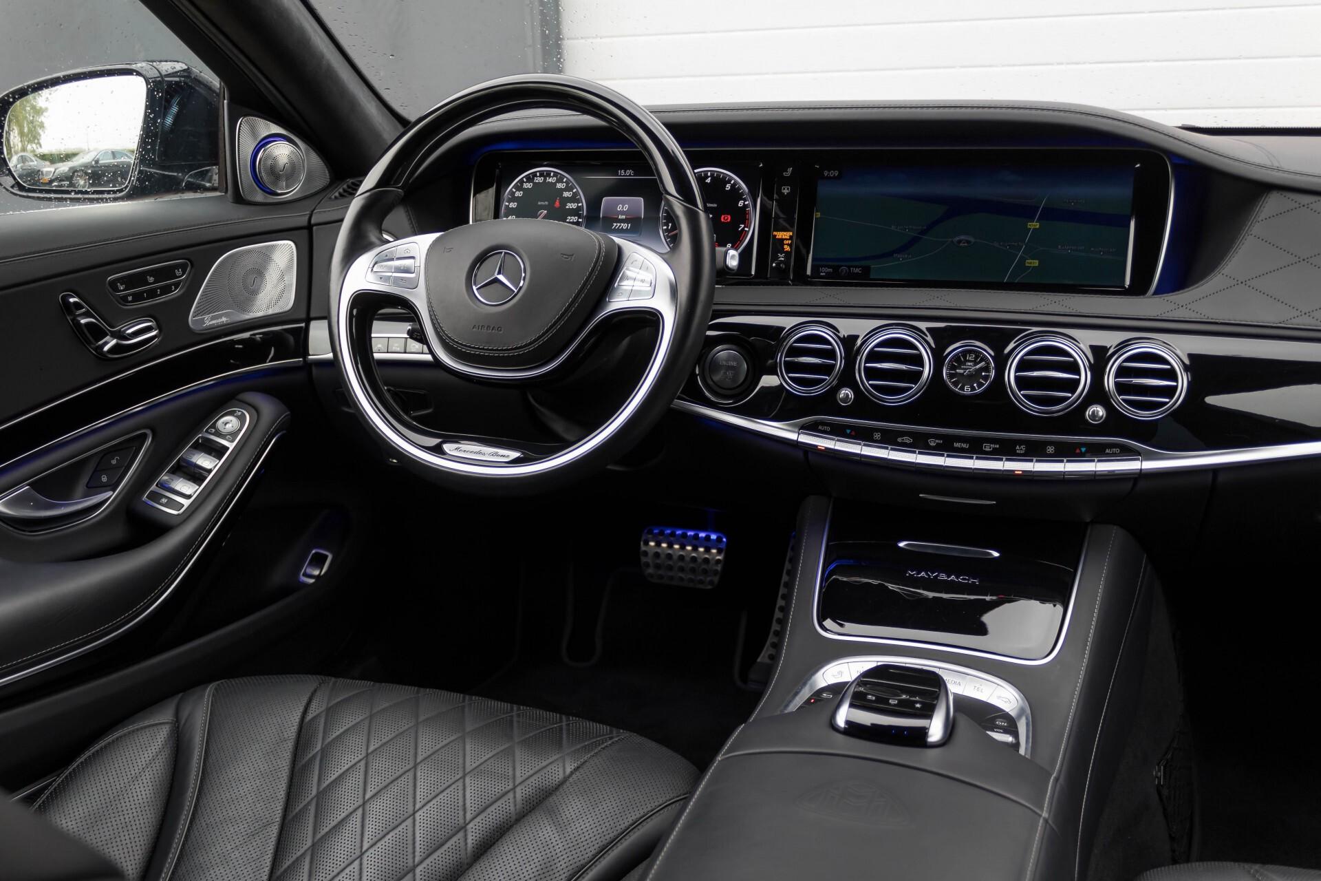 Mercedes-Benz S-Klasse 500 Maybach Exclusive Aut9 1ste eigenaar Foto 7