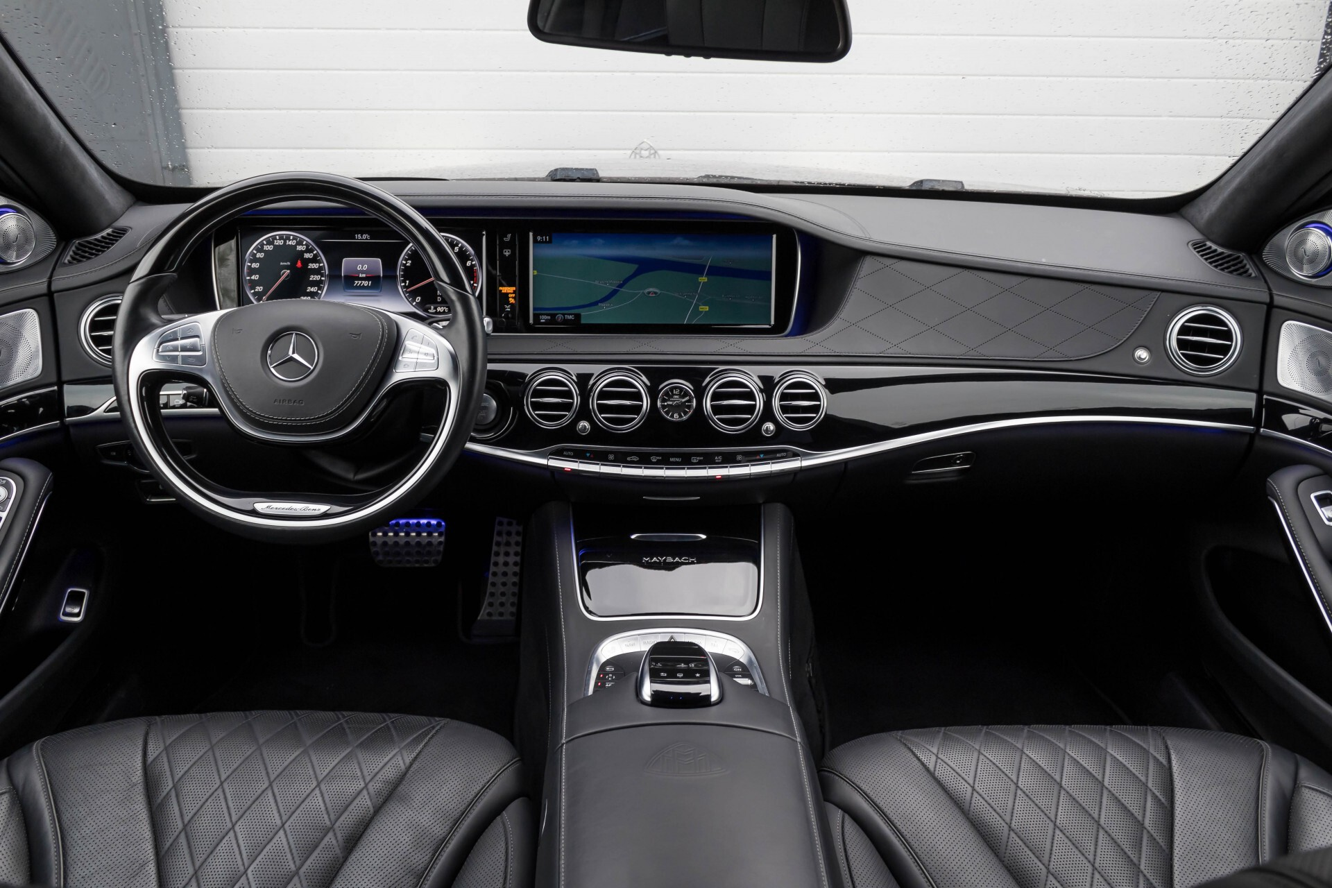 Mercedes-Benz S-Klasse 500 Maybach Exclusive Aut9 1ste eigenaar Foto 8