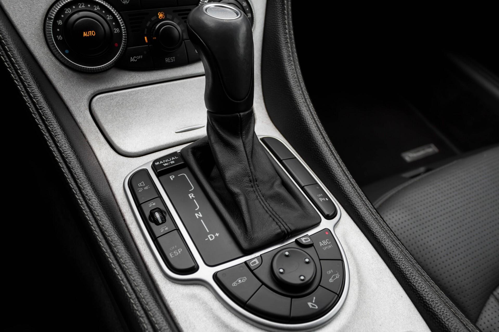 Mercedes-Benz SL-Klasse 55 AMG Aut5 in Nieuwstaat YOUNGTIMER Foto 28