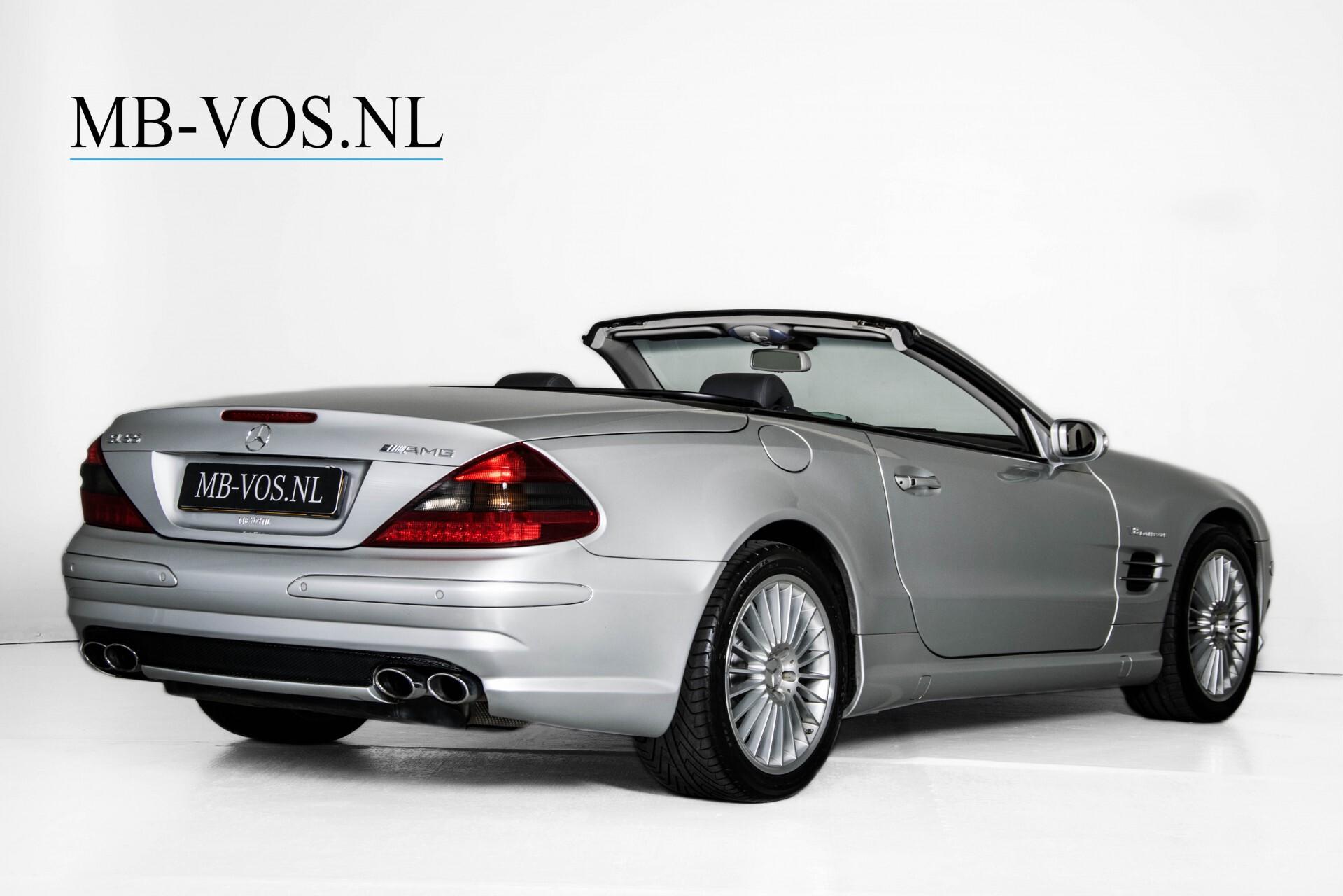 Mercedes-Benz SL-Klasse 55 AMG Aut5 in Nieuwstaat YOUNGTIMER Foto 3