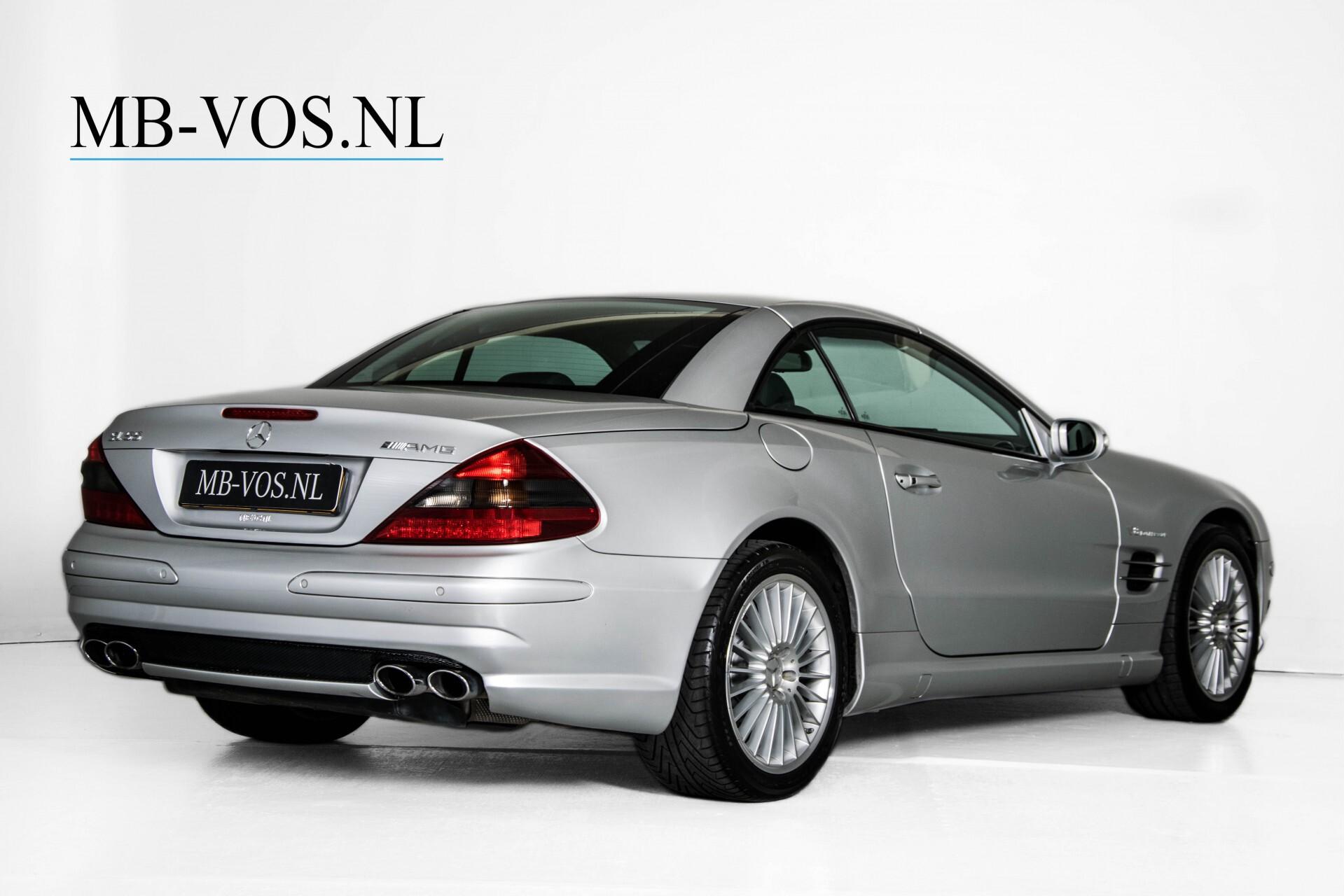 Mercedes-Benz SL-Klasse 55 AMG Aut5 in Nieuwstaat YOUNGTIMER Foto 4