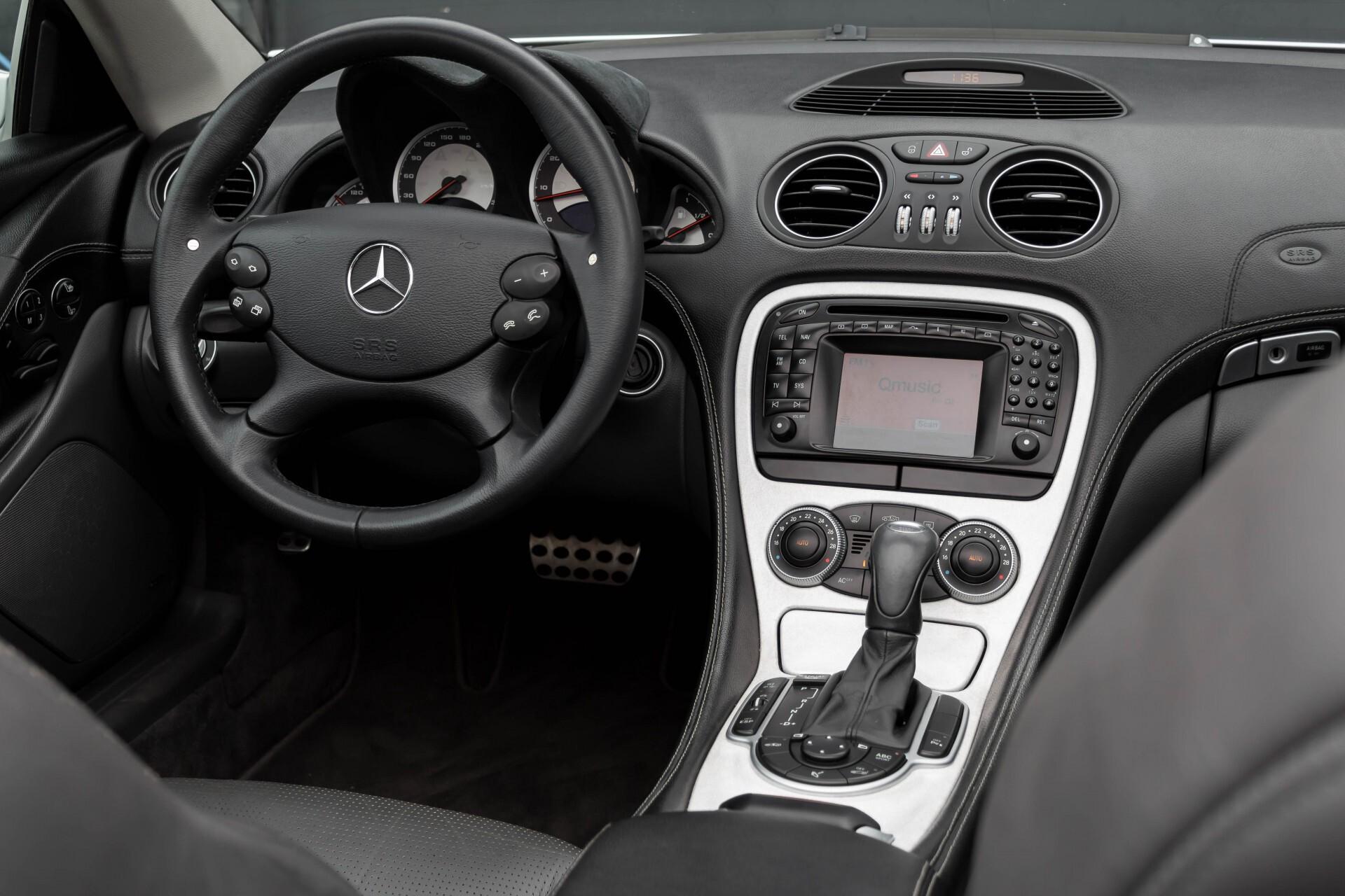 Mercedes-Benz SL-Klasse 55 AMG Aut5 in Nieuwstaat YOUNGTIMER Foto 8