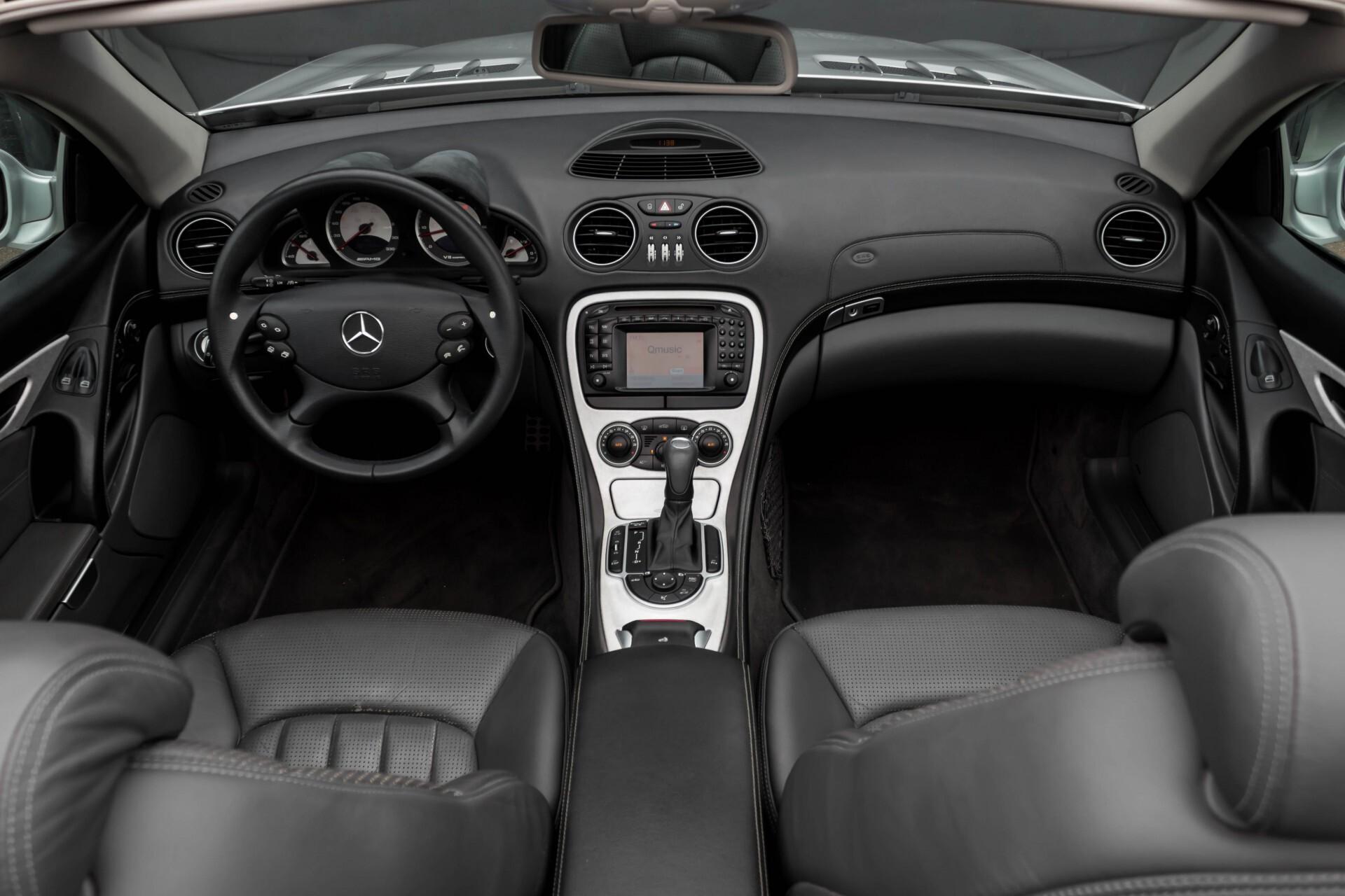 Mercedes-Benz SL-Klasse 55 AMG Aut5 in Nieuwstaat YOUNGTIMER Foto 9