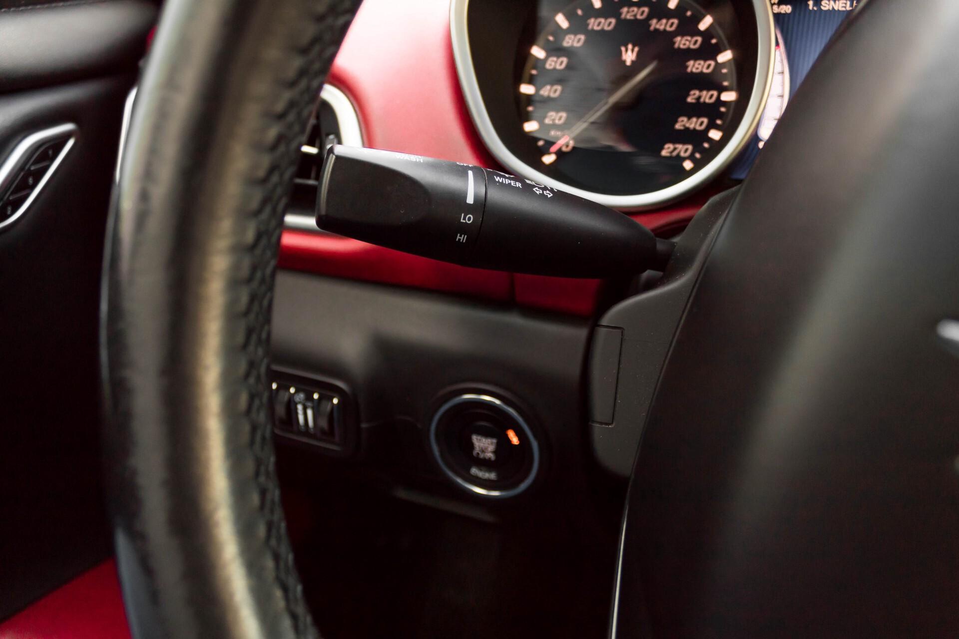 Maserati Ghibli 3.0d V6 20''/PremiumPack/Keyless/StoelV/Xenon/Navi Aut8 Foto 11