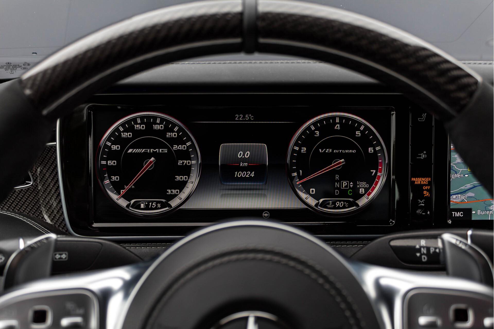 Mercedes-Benz S-Klasse Cabrio 63 AMG 4-M Ceramic/Designo/Carbon/Burmester High End Aut Foto 14