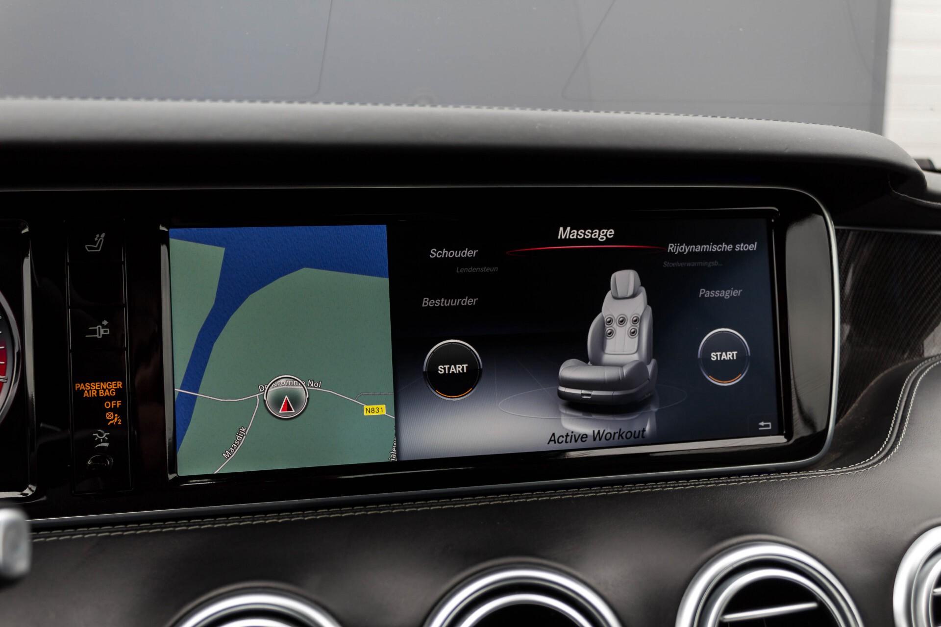 Mercedes-Benz S-Klasse Cabrio 63 AMG 4-M Ceramic/Designo/Carbon/Burmester High End Aut Foto 17