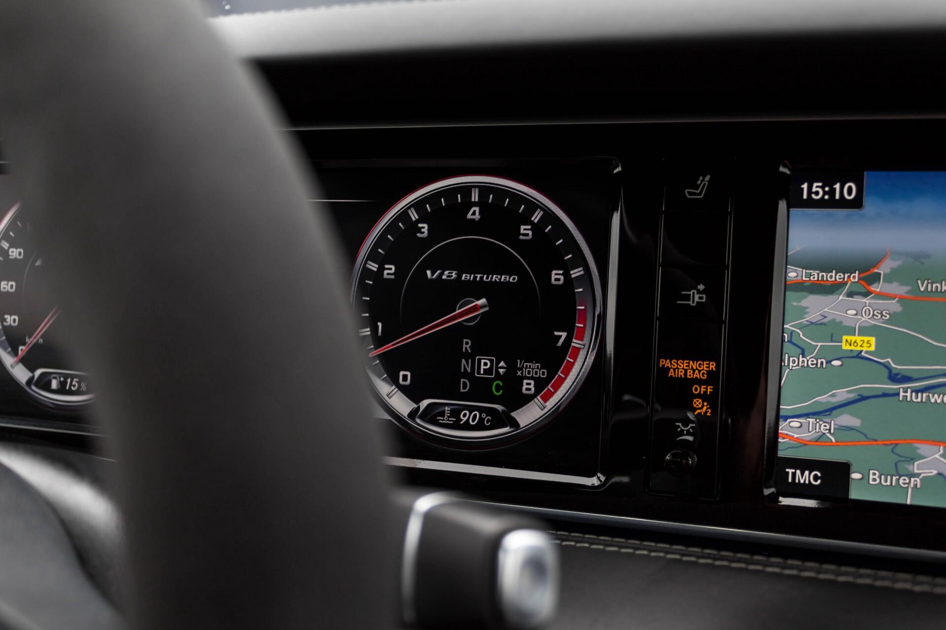 Mercedes-Benz S-Klasse Cabrio 63 AMG 4-M Ceramic/Designo/Carbon/Burmester High End Aut Foto 18