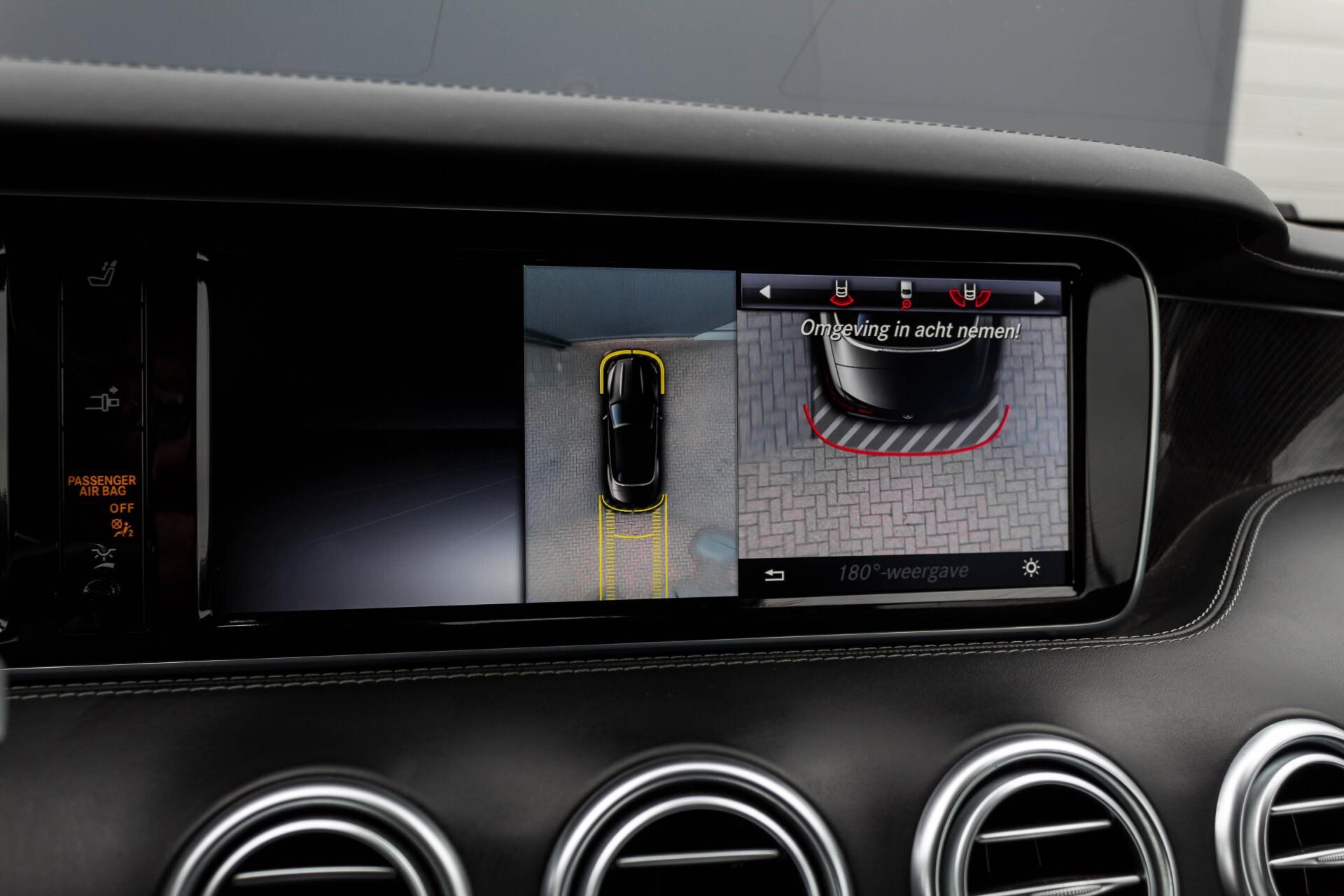 Mercedes-Benz S-Klasse Cabrio 63 AMG 4-M Ceramic/Designo/Carbon/Burmester High End Aut Foto 19