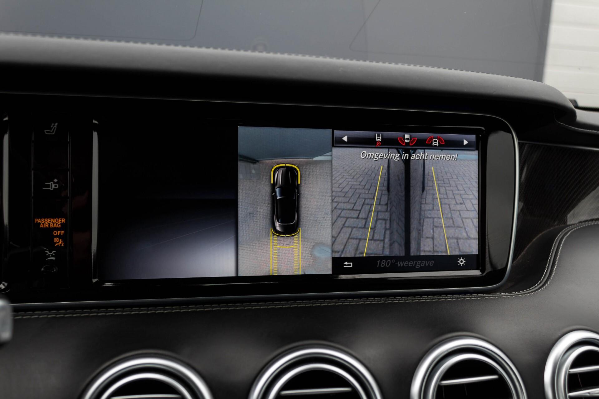 Mercedes-Benz S-Klasse Cabrio 63 AMG 4-M Ceramic/Designo/Carbon/Burmester High End Aut Foto 21