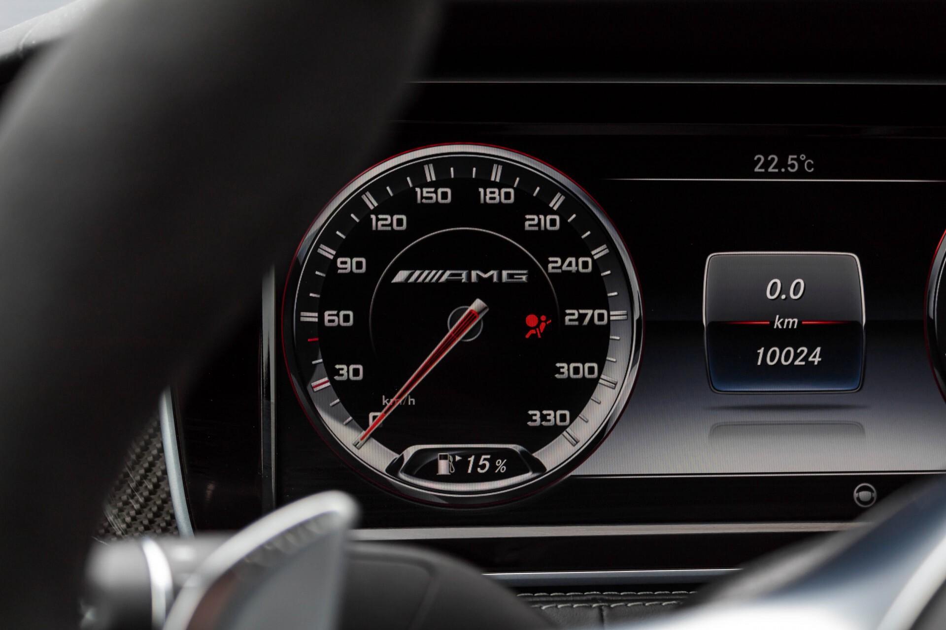 Mercedes-Benz S-Klasse Cabrio 63 AMG 4-M Ceramic/Designo/Carbon/Burmester High End Aut Foto 22