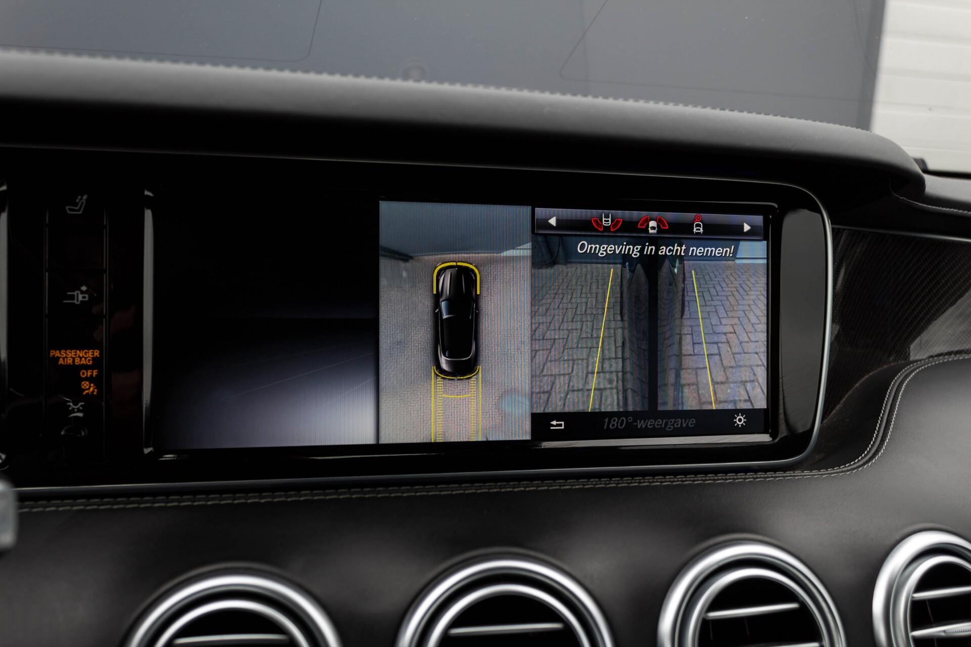 Mercedes-Benz S-Klasse Cabrio 63 AMG 4-M Ceramic/Designo/Carbon/Burmester High End Aut Foto 23