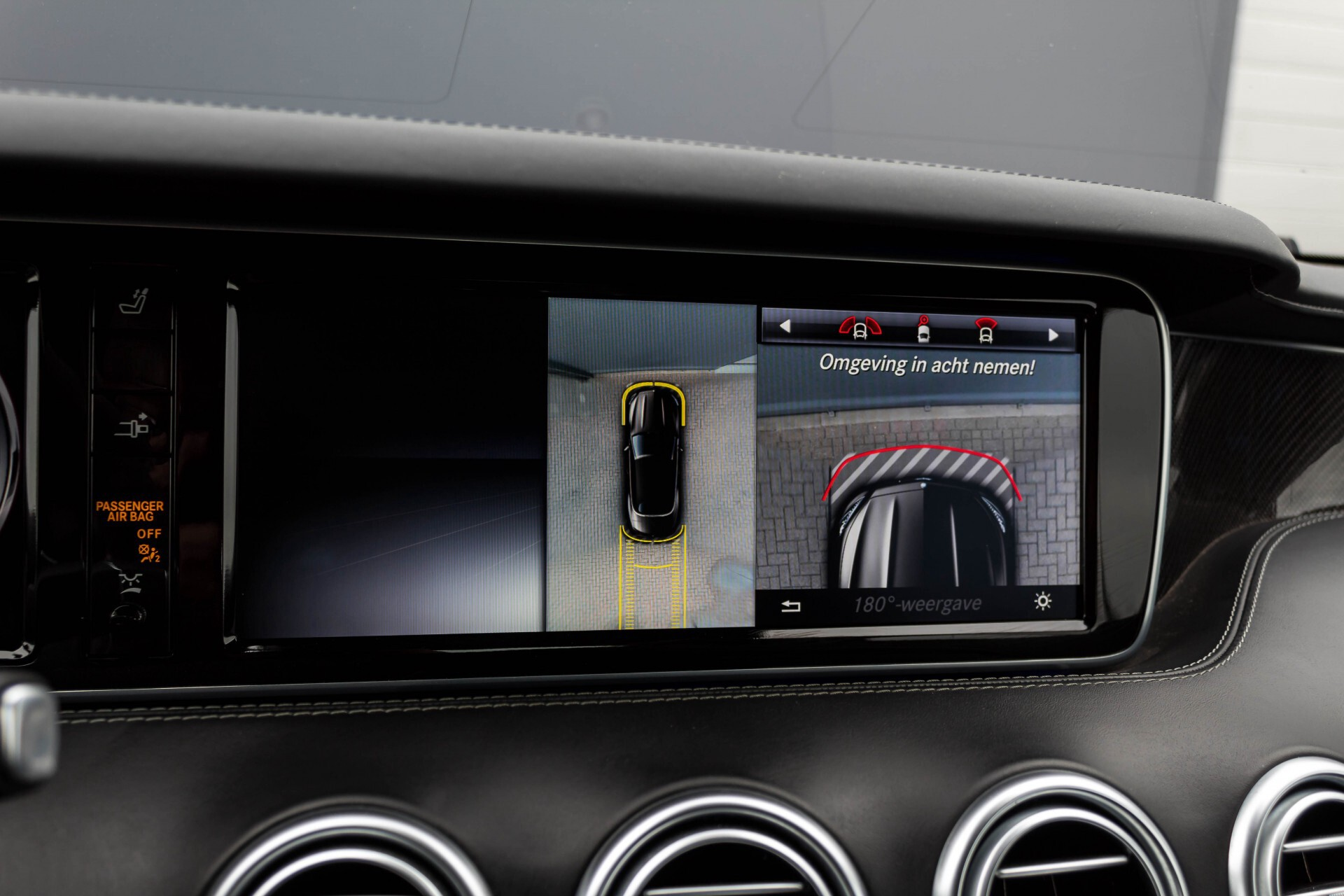 Mercedes-Benz S-Klasse Cabrio 63 AMG 4-M Ceramic/Designo/Carbon/Burmester High End Aut Foto 25