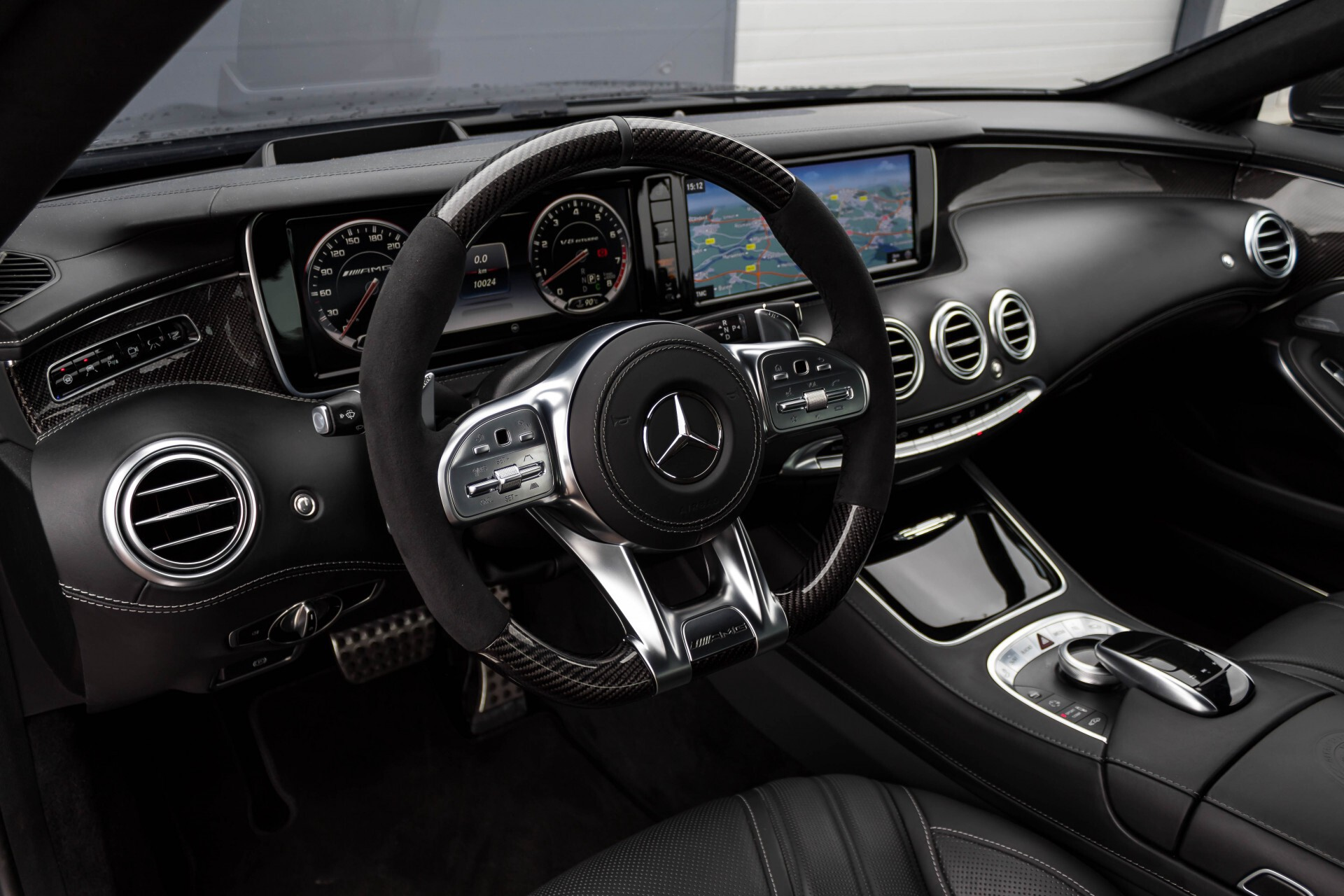 Mercedes-Benz S-Klasse Cabrio 63 AMG 4-M Ceramic/Designo/Carbon/High End/TV Aut7 Foto 26