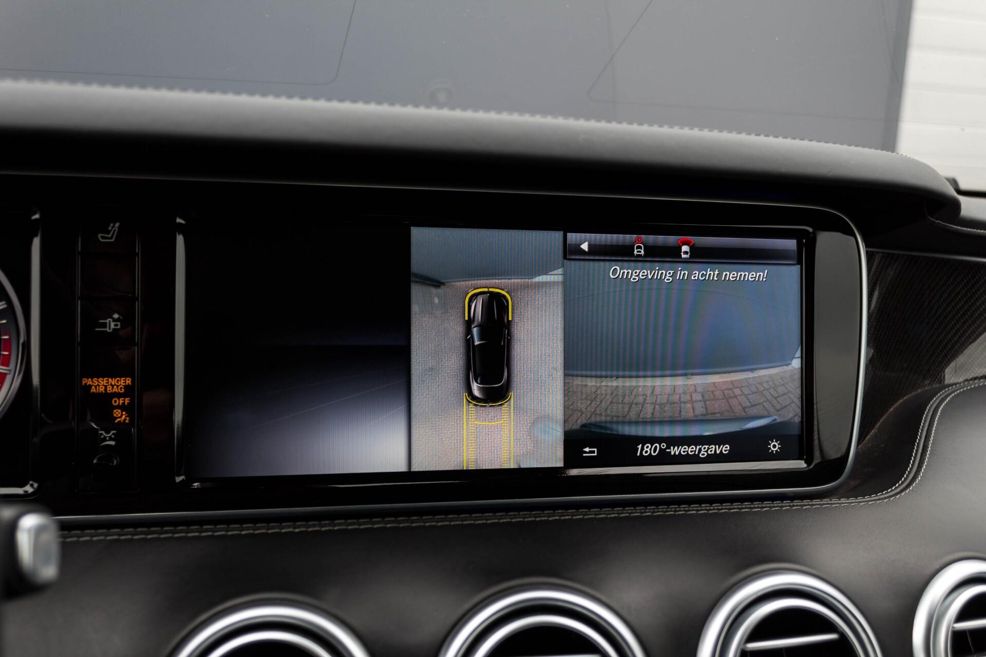 Mercedes-Benz S-Klasse Cabrio 63 AMG 4-M Ceramic/Designo/Carbon/Burmester High End Aut Foto 27