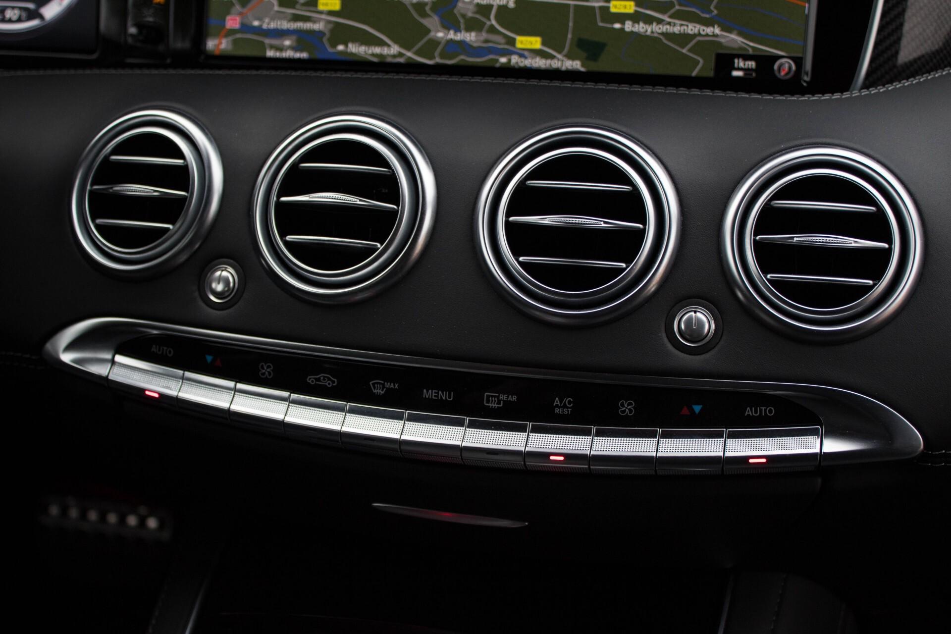 Mercedes-Benz S-Klasse Cabrio 63 AMG 4-M Ceramic/Designo/Carbon/High End/TV Aut7 Foto 31