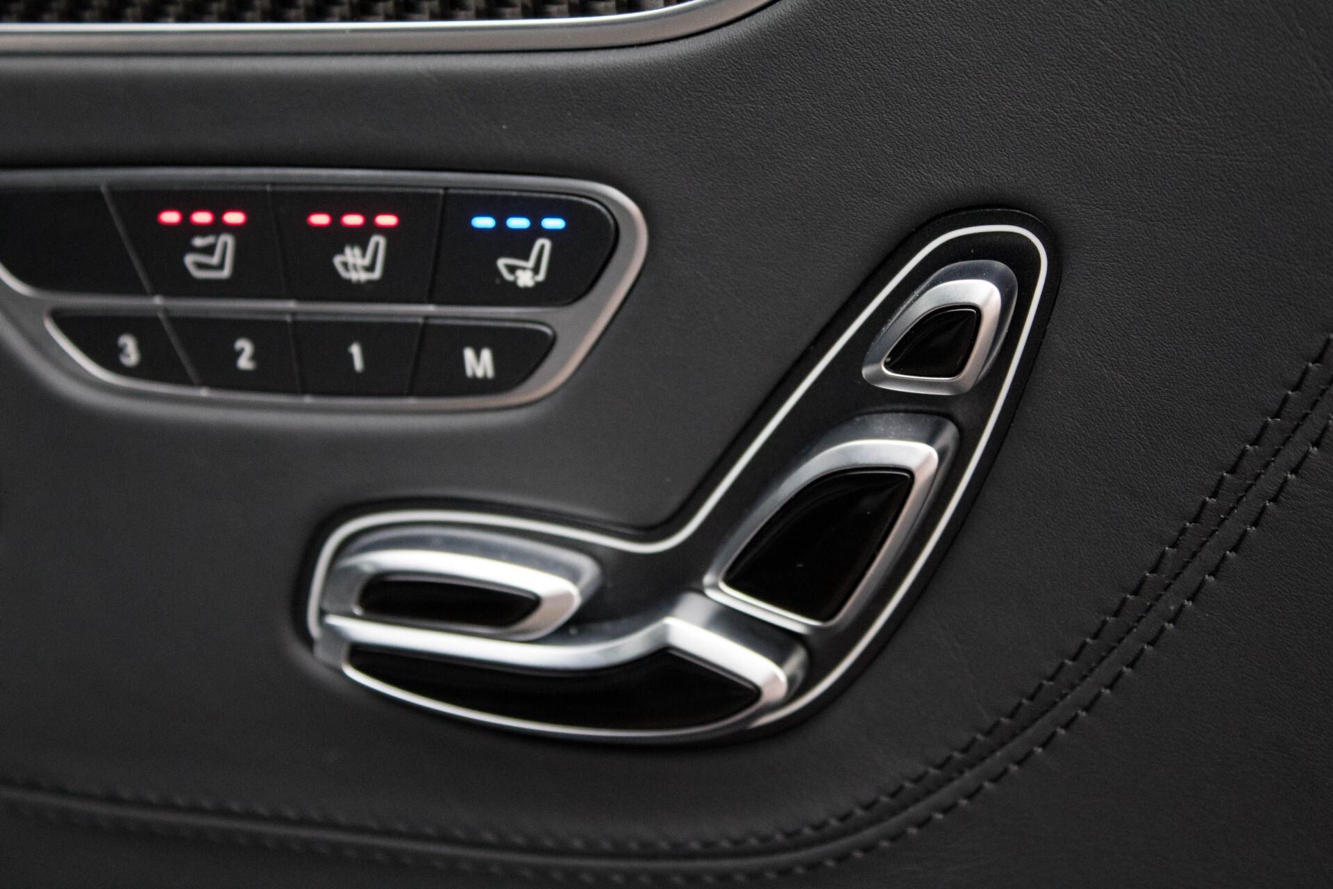 Mercedes-Benz S-Klasse Cabrio 63 AMG 4-M Ceramic/Designo/Carbon/High End/TV Aut7 Foto 43