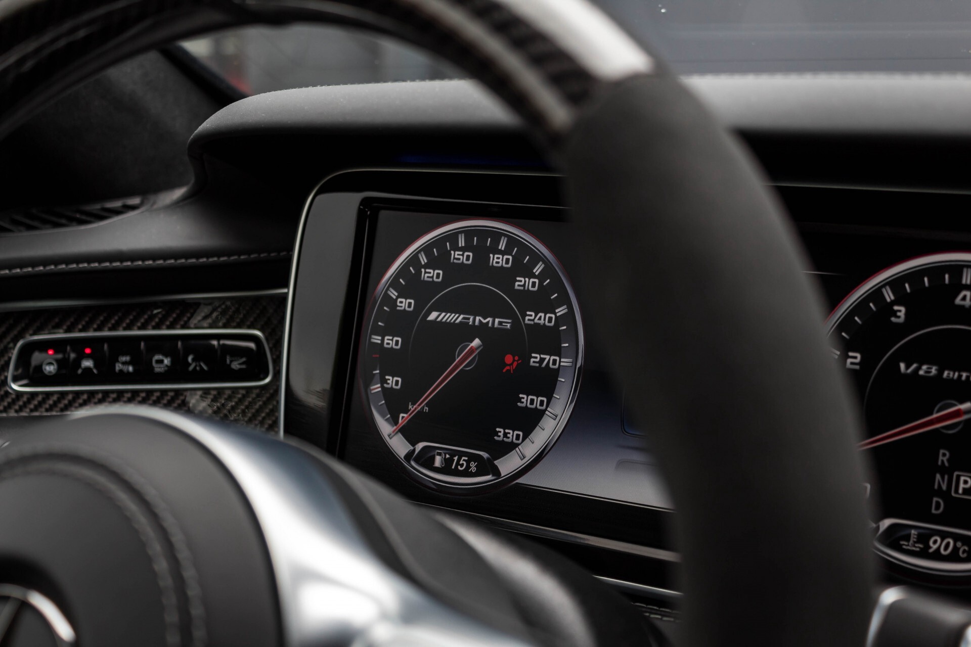 Mercedes-Benz S-Klasse Cabrio 63 AMG 4-M Ceramic/Designo/Carbon/High End/TV Aut7 Foto 48