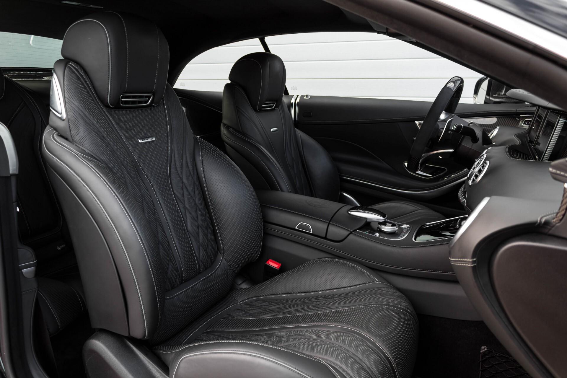 Mercedes-Benz S-Klasse Cabrio 63 AMG 4-M Ceramic/Designo/Carbon/Burmester High End Aut Foto 5