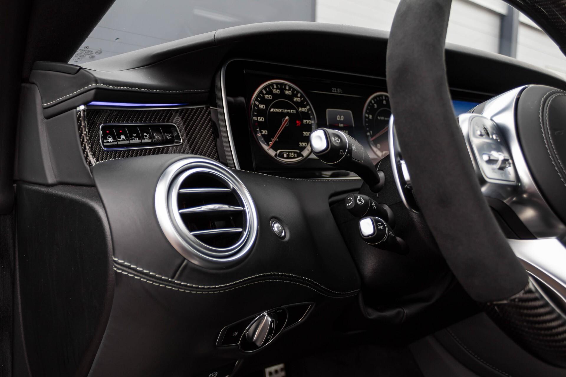 Mercedes-Benz S-Klasse Cabrio 63 AMG 4-M Ceramic/Designo/Carbon/High End/TV Aut7 Foto 50