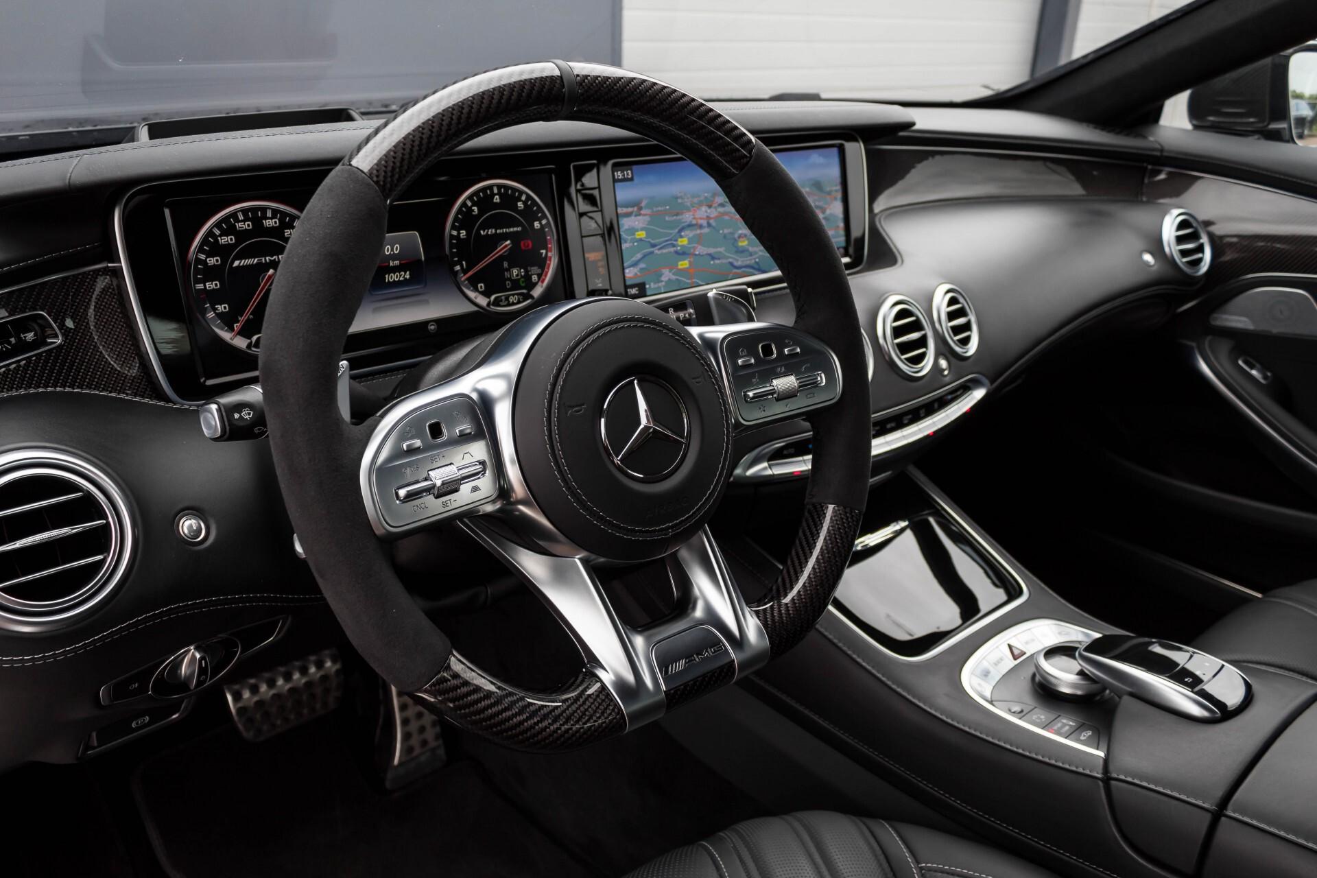 Mercedes-Benz S-Klasse Cabrio 63 AMG 4-M Ceramic/Designo/Carbon/High End/TV Aut7 Foto 51