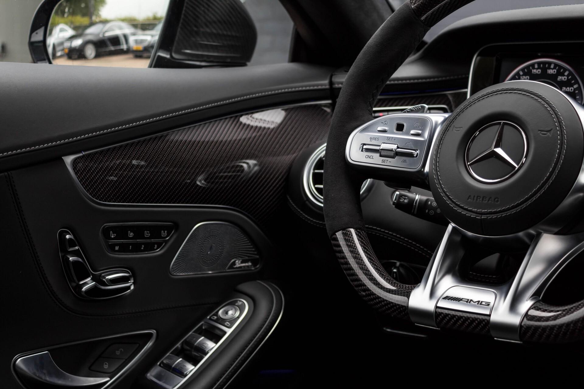Mercedes-Benz S-Klasse Cabrio 63 AMG 4-M Ceramic/Designo/Carbon/High End/TV Aut7 Foto 53