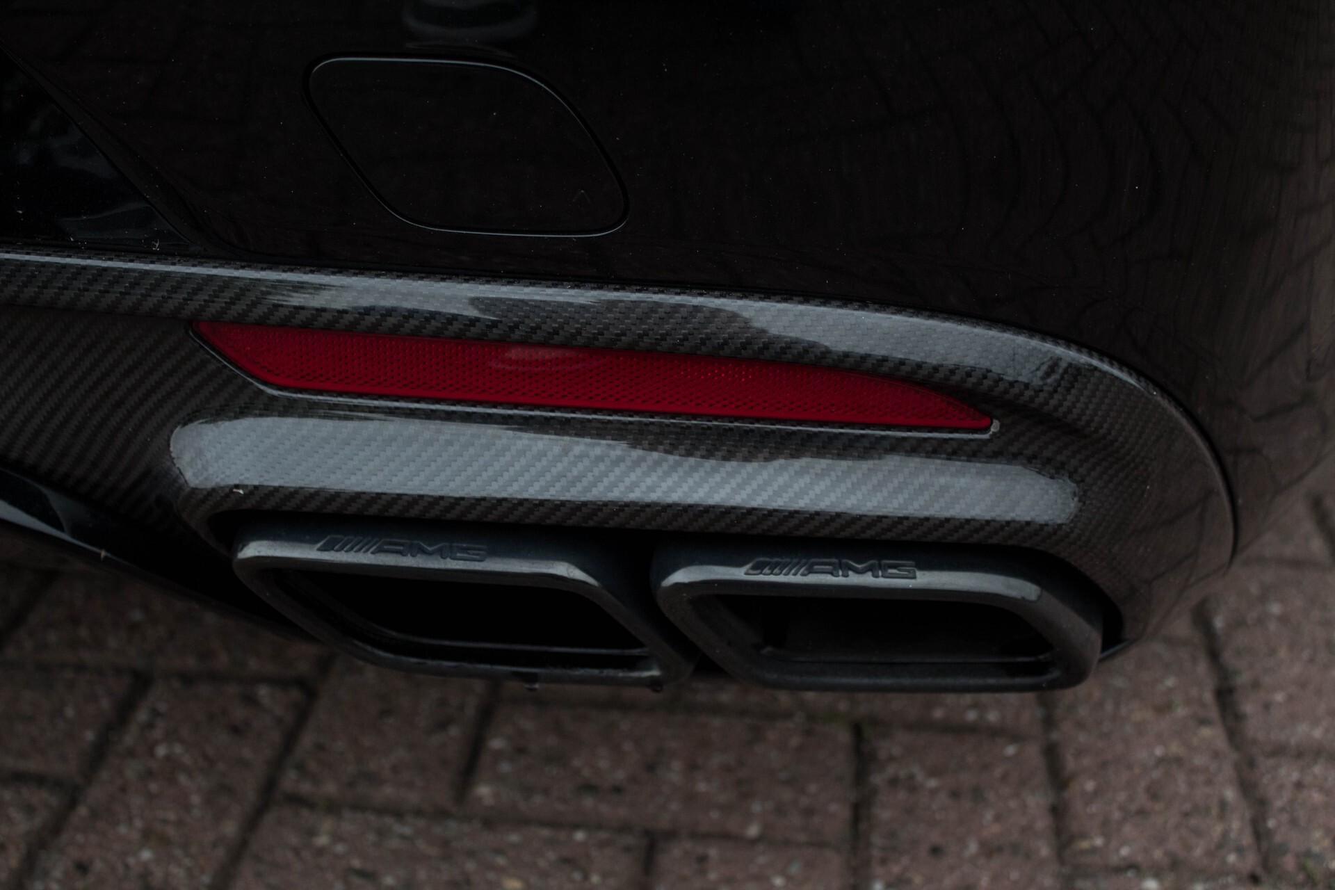 Mercedes-Benz S-Klasse Cabrio 63 AMG 4-M Ceramic/Designo/Carbon/Burmester High End Aut Foto 62
