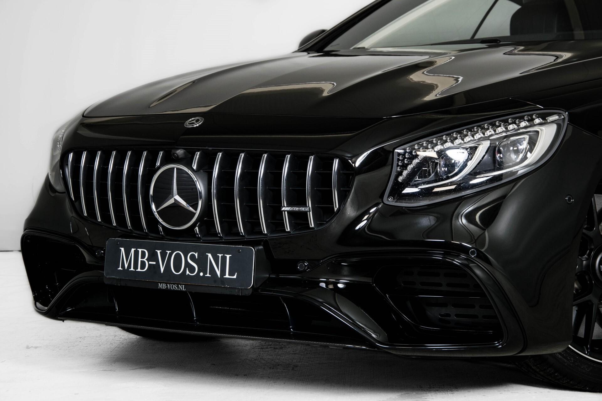 Mercedes-Benz S-Klasse Cabrio 63 AMG 4-M Ceramic/Designo/Carbon/Burmester High End Aut Foto 67