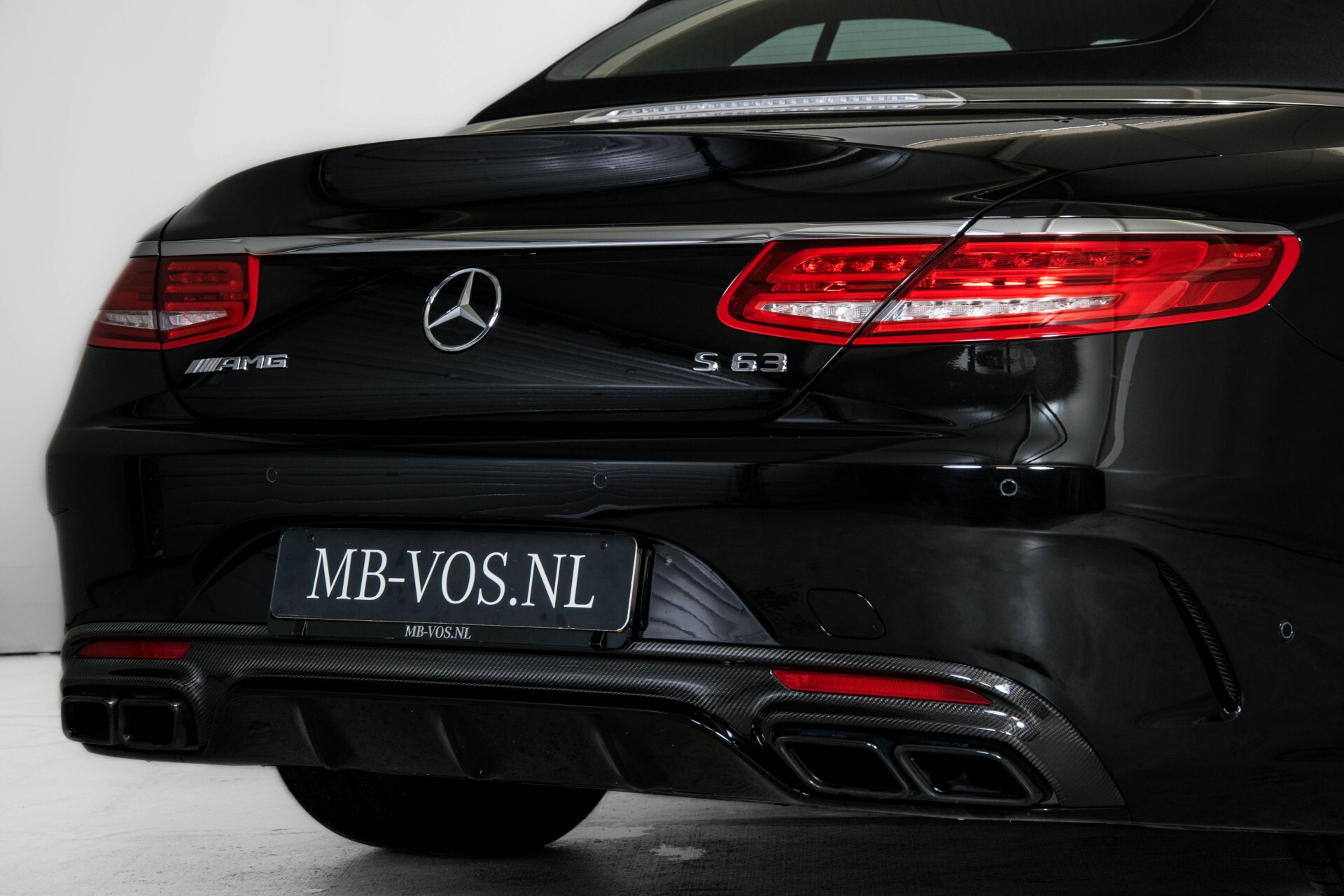 Mercedes-Benz S-Klasse Cabrio 63 AMG 4-M Ceramic/Designo/Carbon/Burmester High End Aut Foto 68