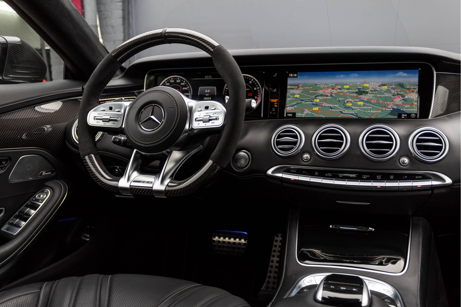 Mercedes-Benz S-Klasse Cabrio 63 AMG 4-M Ceramic/Designo/Carbon/High End/TV Aut7 Foto 8