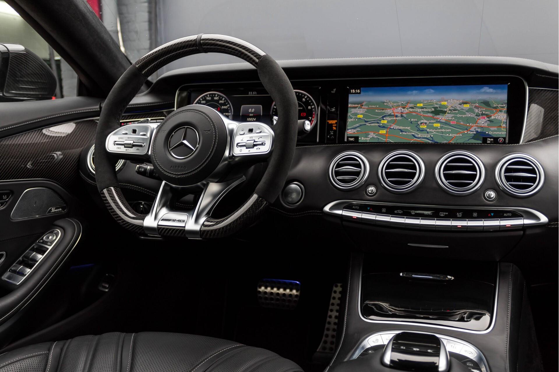 Mercedes-Benz S-Klasse Cabrio 63 AMG 4-M Ceramic/Designo/Carbon/Burmester High End Aut Foto 8