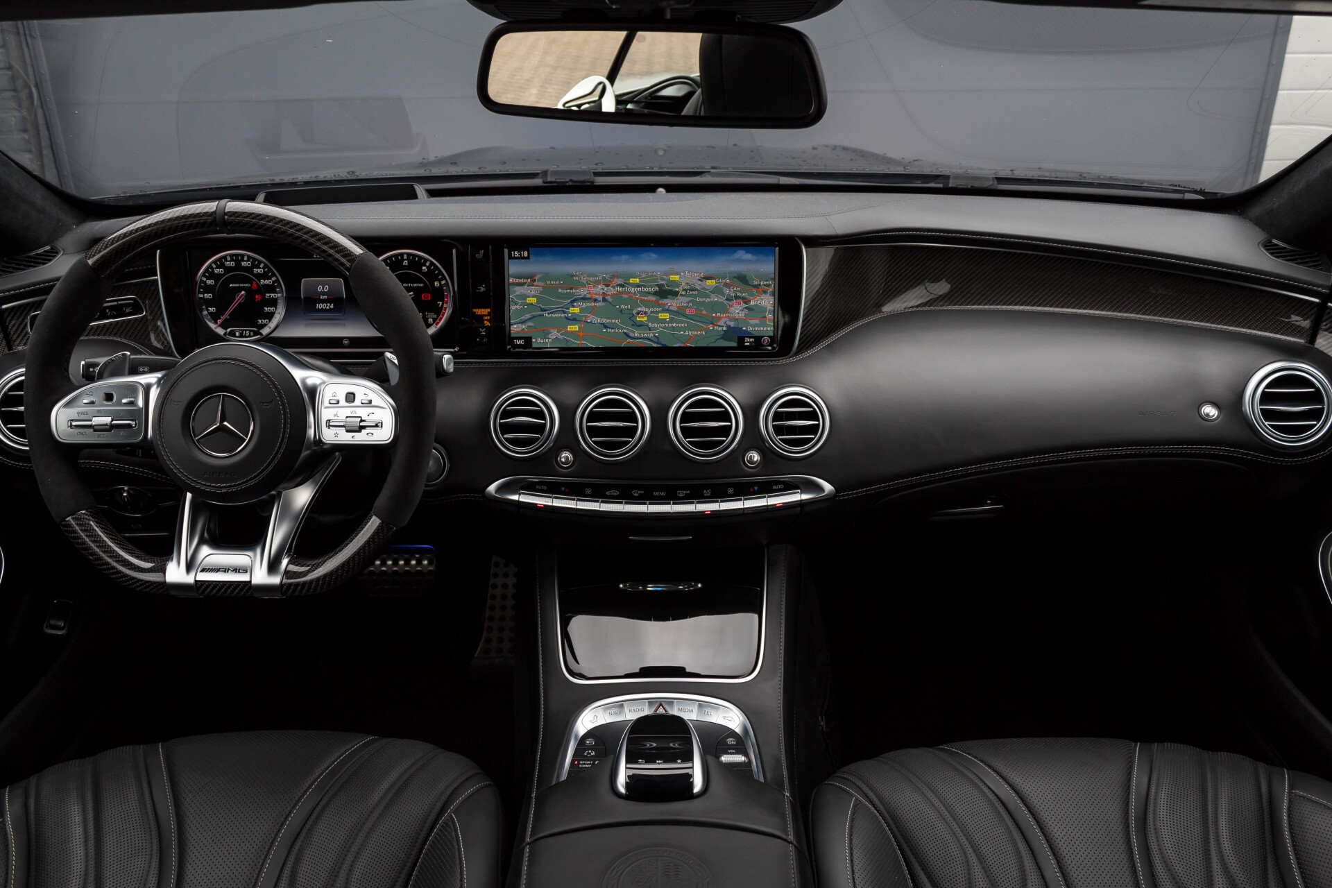 Mercedes-Benz S-Klasse Cabrio 63 AMG 4-M Ceramic/Designo/Carbon/High End/TV Aut7 Foto 9