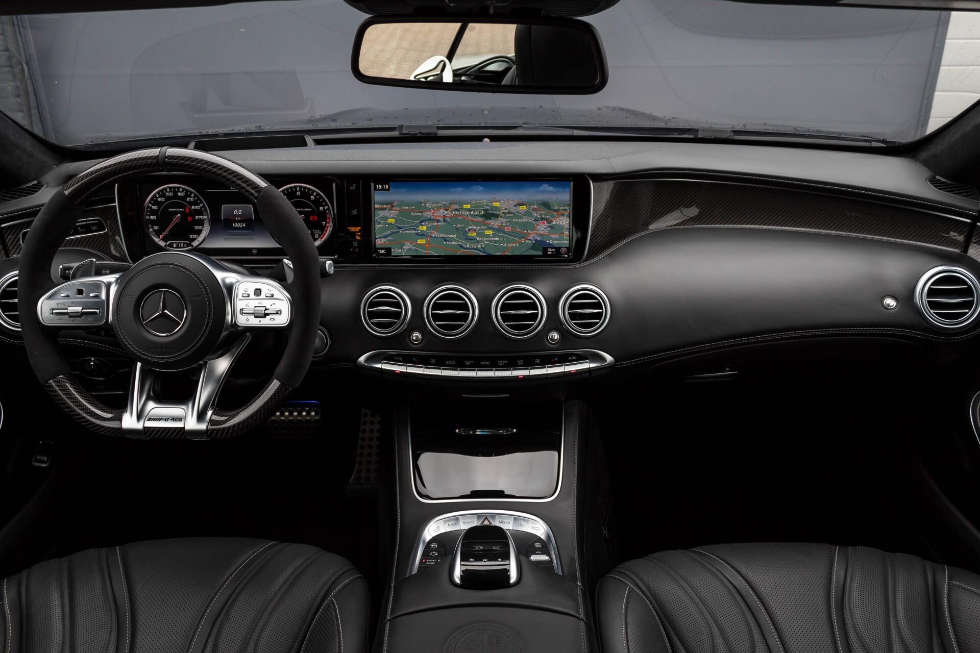 Mercedes-Benz S-Klasse Cabrio 63 AMG 4-M Ceramic/Designo/Carbon/Burmester High End Aut Foto 9